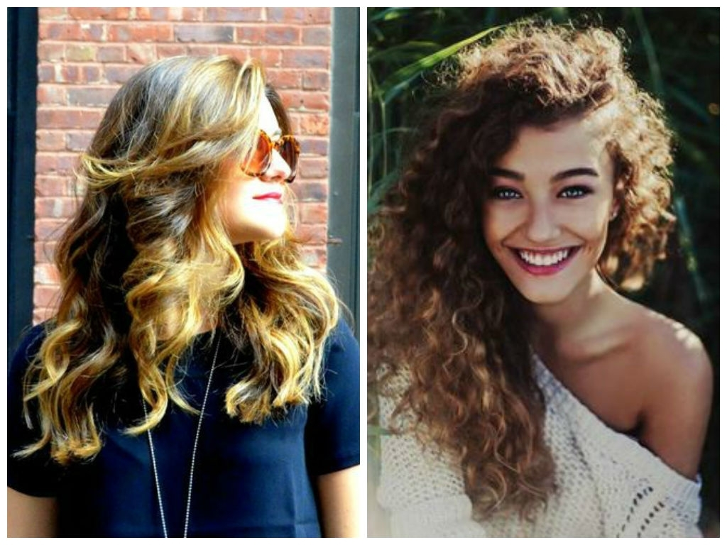 Balayage Highlights Ideas – Hair World Magazine Pertaining To Latest Brown To Blonde Ombre Curls Hairstyles (View 5 of 20)