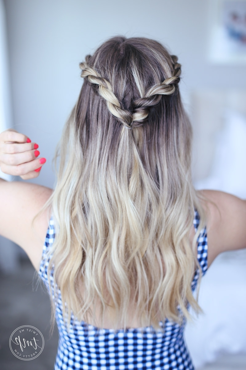 Beach Hairstyle – Twist Me Pretty Within Well Known Beachy Braids Hairstyles (View 9 of 20)