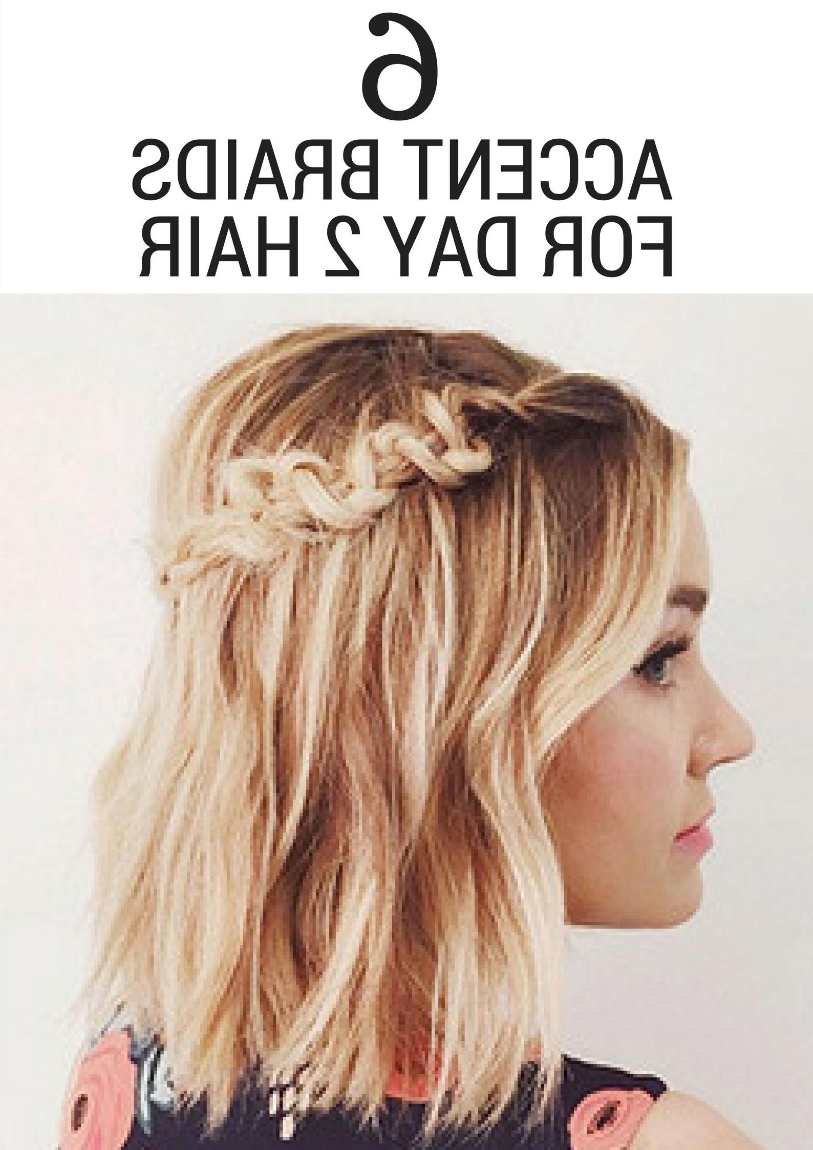 Beauty, Etc Regarding Best And Newest Brunette Macrame Braid Hairstyles (View 4 of 20)