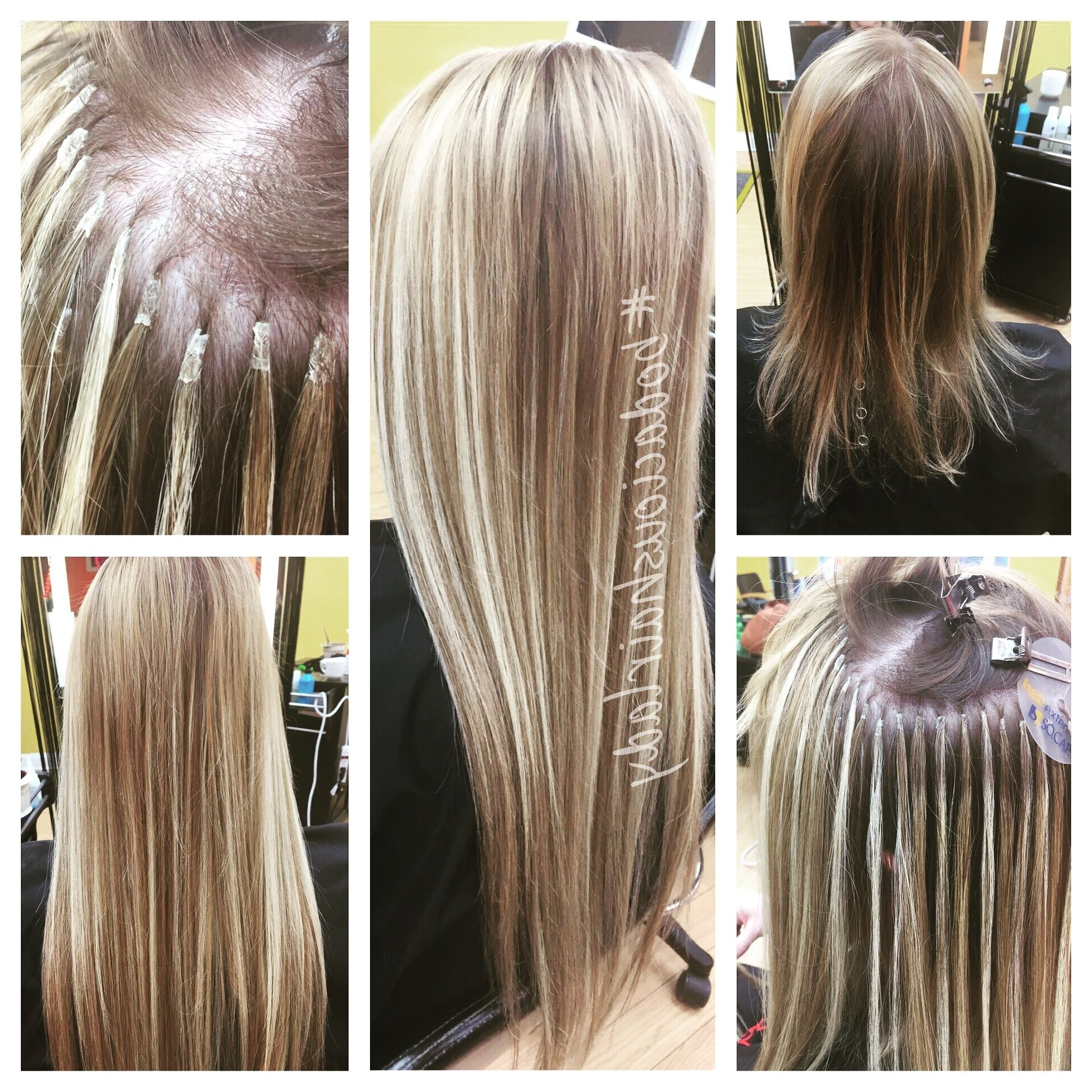 Best And Newest Bodacious Blonde Waves Blonde Hairstyles With Regard To Socap Hair Extensions. Fusion. Human Hair. Keratin Bonds (View 16 of 20)