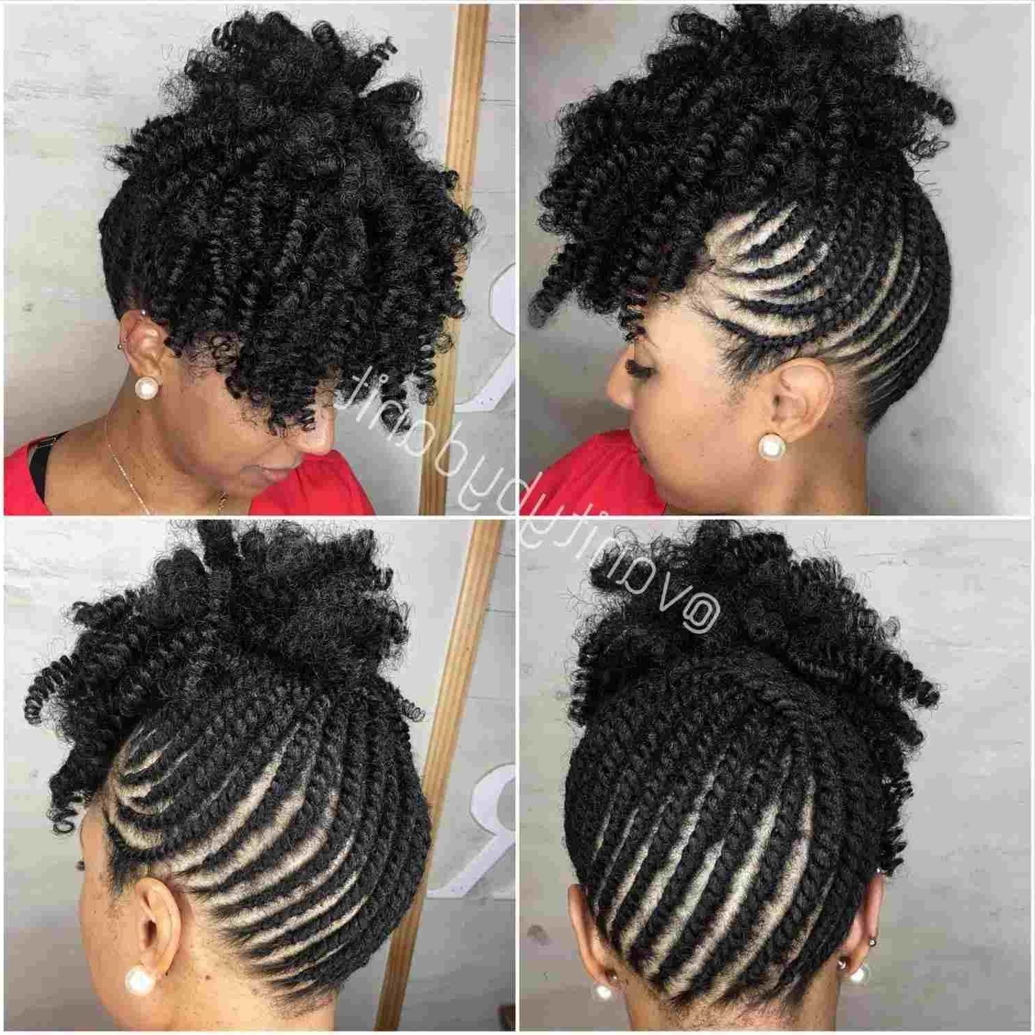 Best And Newest Braided Ponytail Mohawk Hairstyles In Hairstyles For Girls With Rhhairideasstylesinfo Mohawk Natural Braid (View 6 of 20)