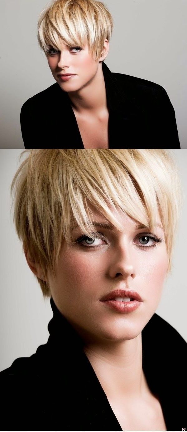 Best And Newest Choppy Pixie Fade Hairstyles Throughout Amazing Choppy Pixie Hairstyles – Hairstyles Ideas (View 10 of 20)