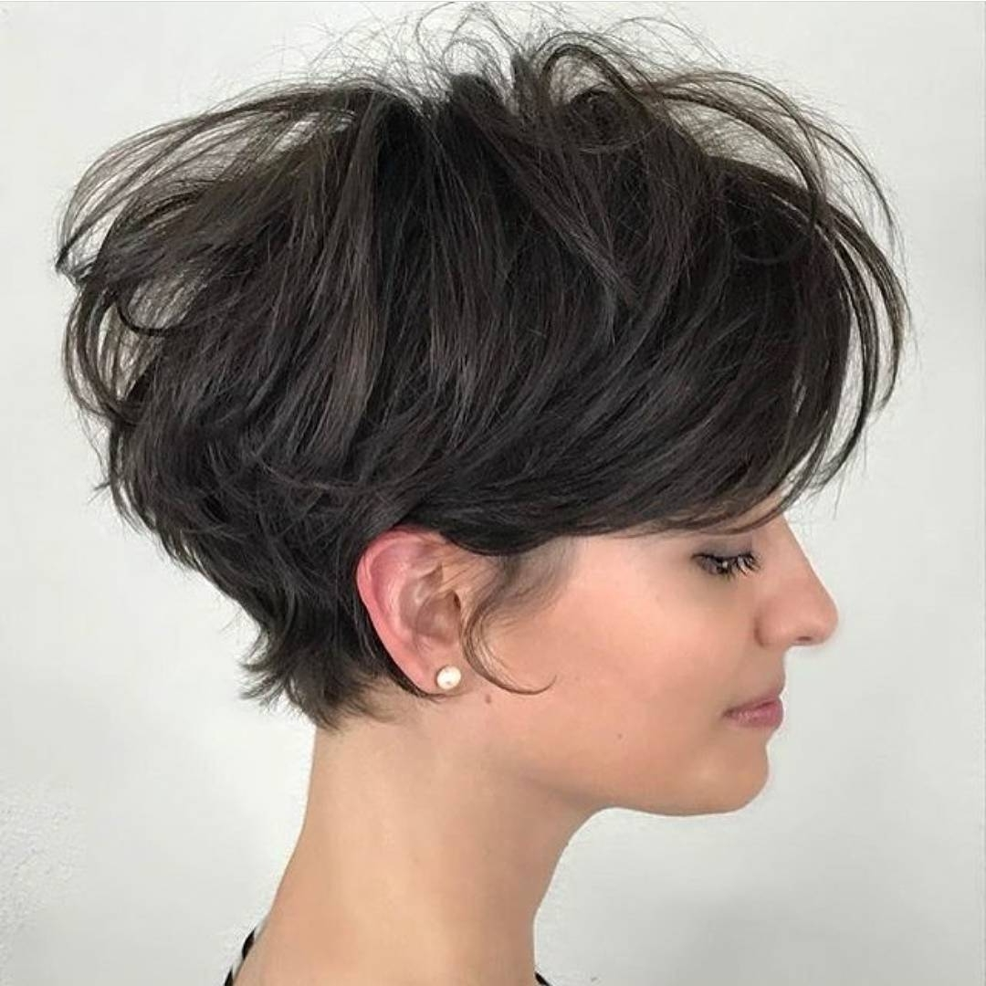 Best And Newest Classic Pixie Hairstyles Throughout 10 Latest Pixie Haircut For Women – 2018 Short Haircut Ideas With A (View 8 of 20)