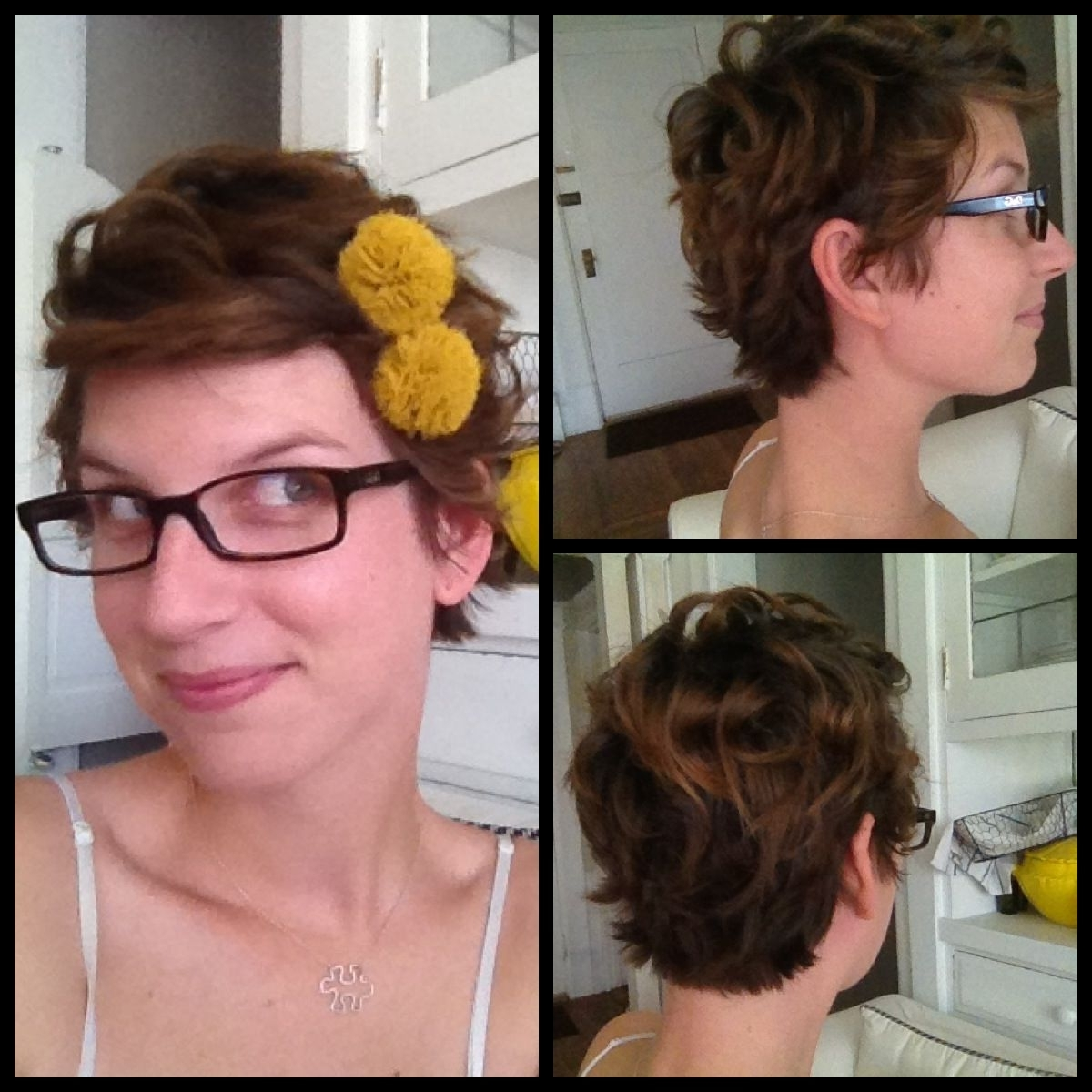 Best And Newest Growing Out Pixie Hairstyles For Curly Hair In Growing Out A Pixie I Will Cut My Hair Short Again One Day (View 4 of 20)