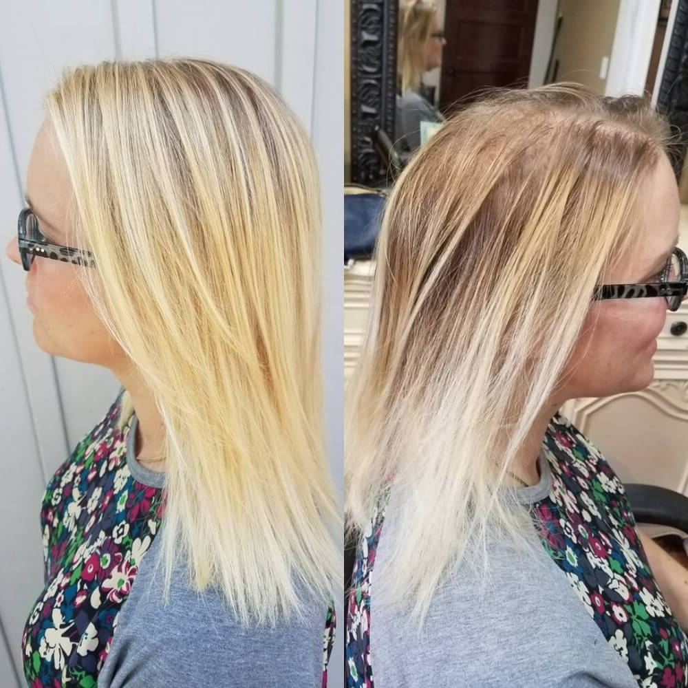Best And Newest Ponytail Hairstyles For Fine Hair For 23 Perfect Hairstyles For Fine Hair In  (View 5 of 20)