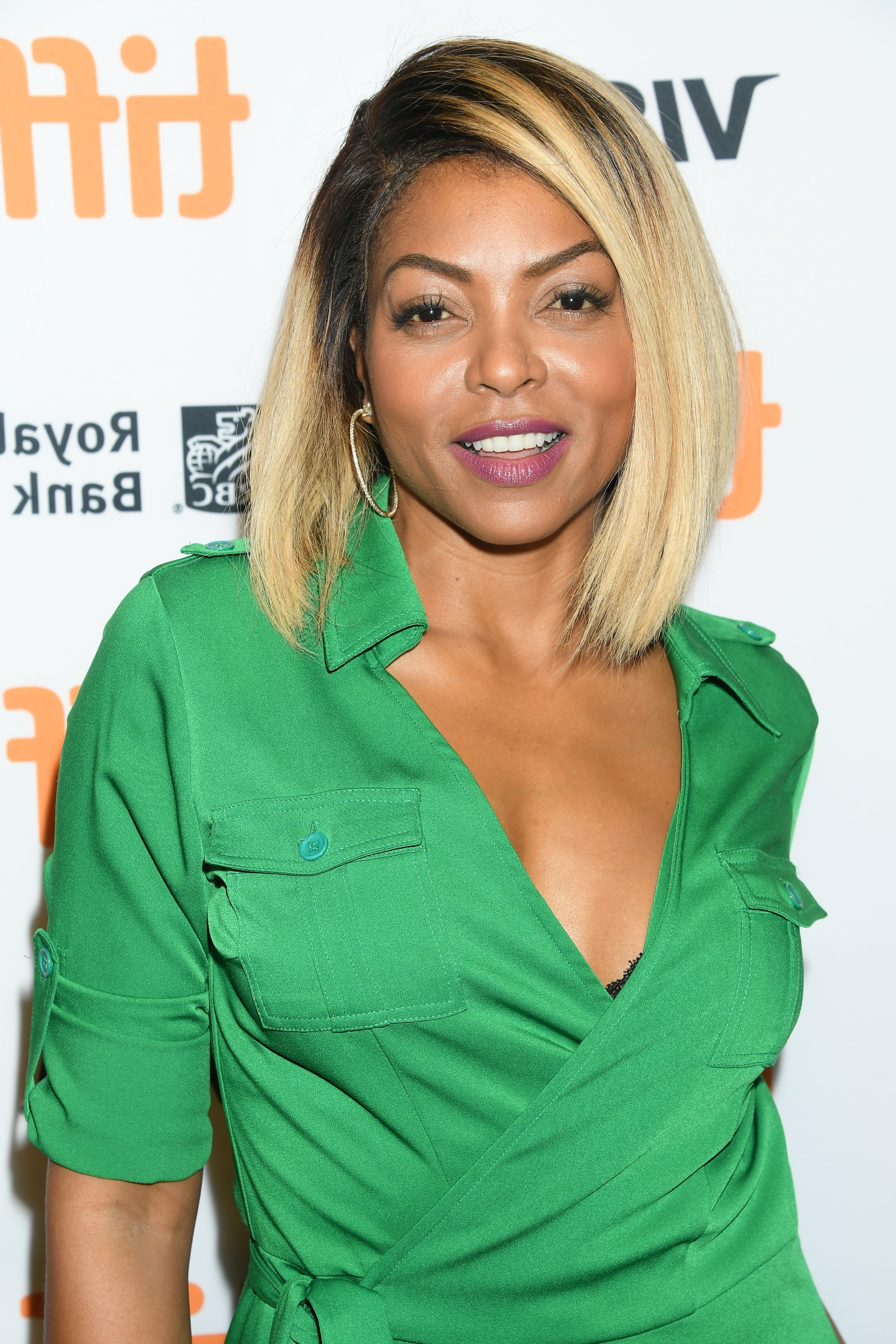 Black Celebrities With Blonde Hair – Essence With Regard To Latest Long Honey Blonde And Black Pixie Hairstyles (View 5 of 20)