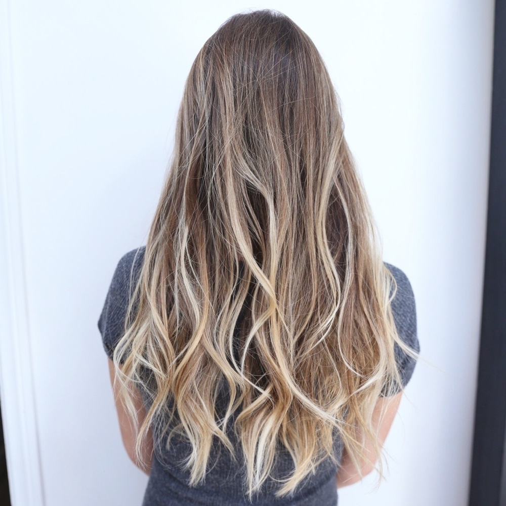 Blog — Stephen Garrison Intended For Most Current Beachy Waves Hairstyles With Blonde Highlights (View 7 of 20)