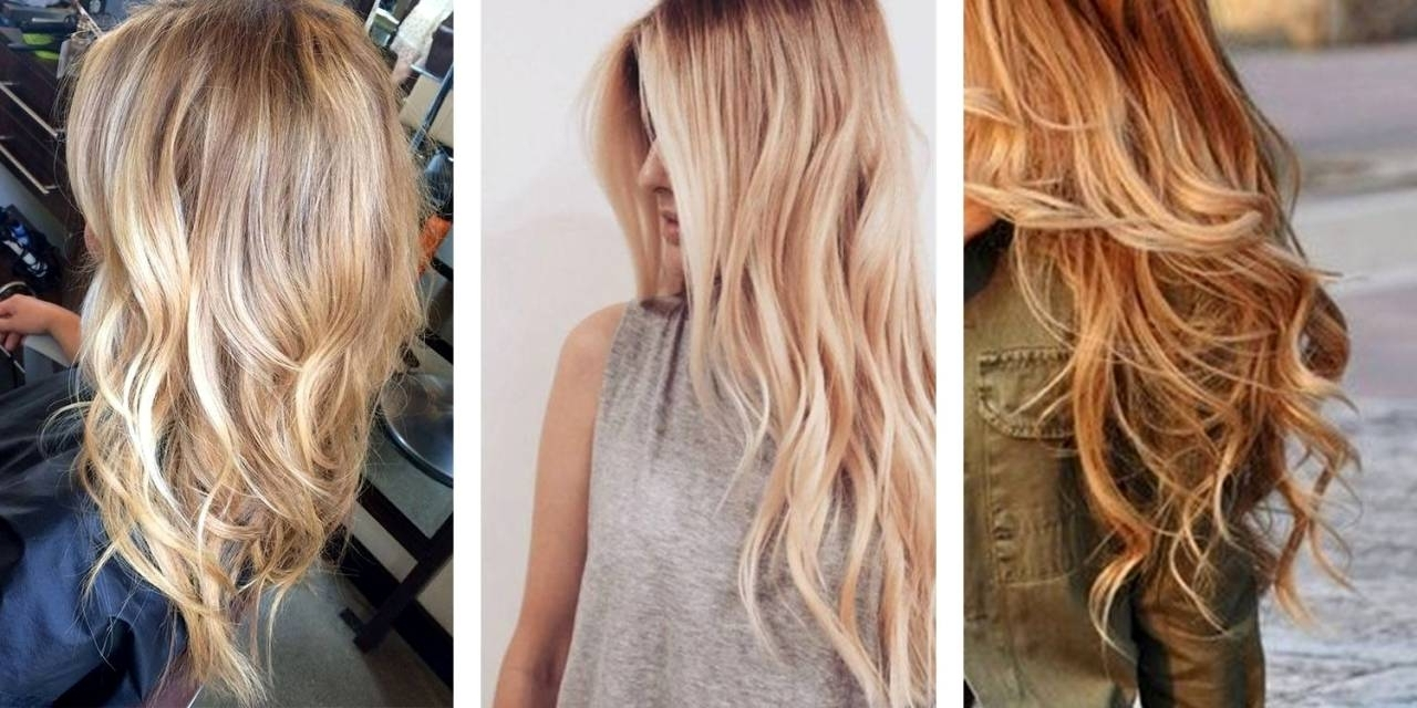Blonde Highlight Ideas For Brown Hair – Coolhairstyles (View 6 of 20)