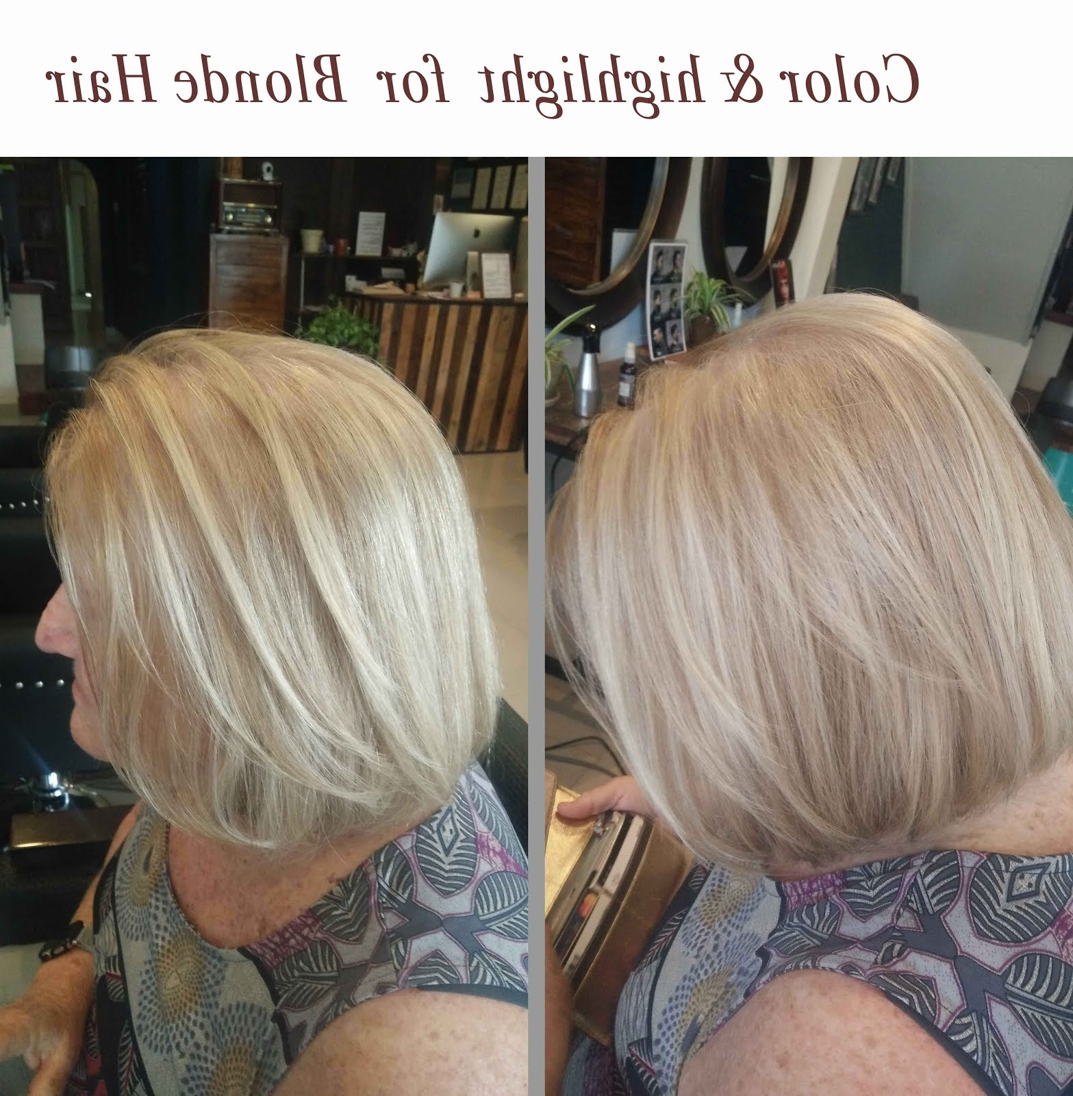 Blonde Highlights Blonde Colour (View 18 of 20)