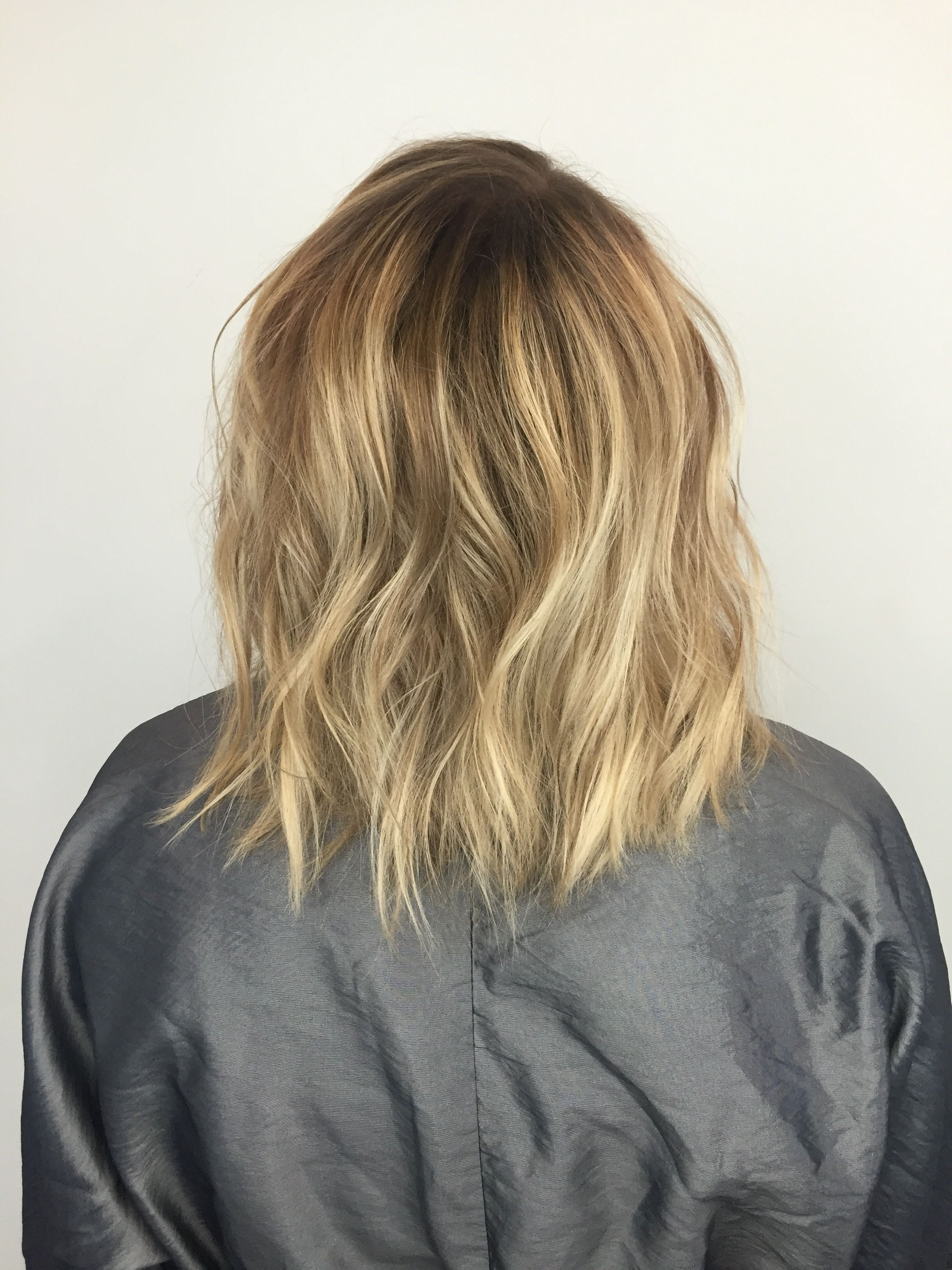 Blonde Long Bobkarissa (View 5 of 20)