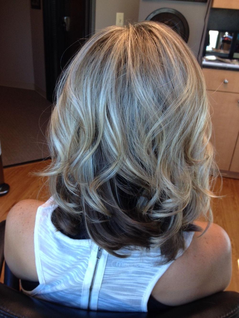 Blonde Top, Dark Underneath (View 9 of 20)