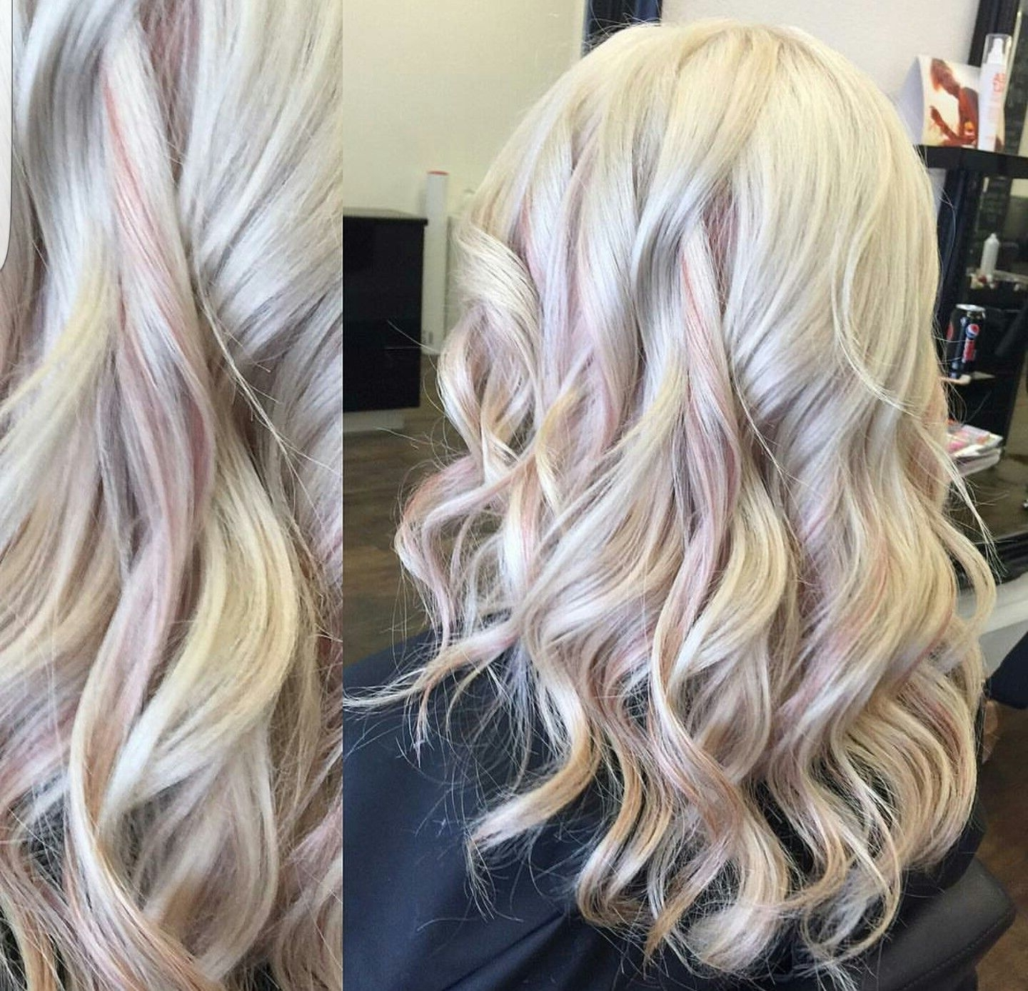 Blondes With Famous Golden And Platinum Blonde Hairstyles (View 7 of 20)