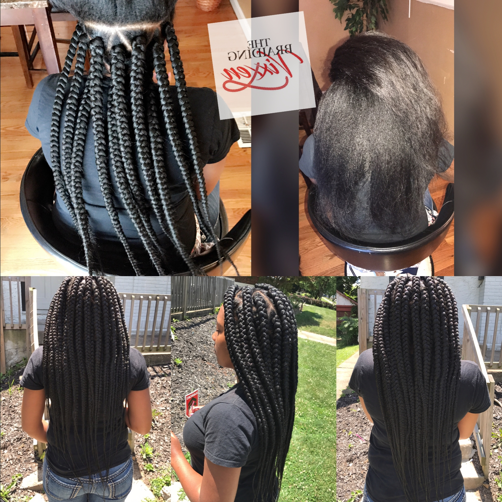 Box Braids Hairstyles (View 6 of 20)