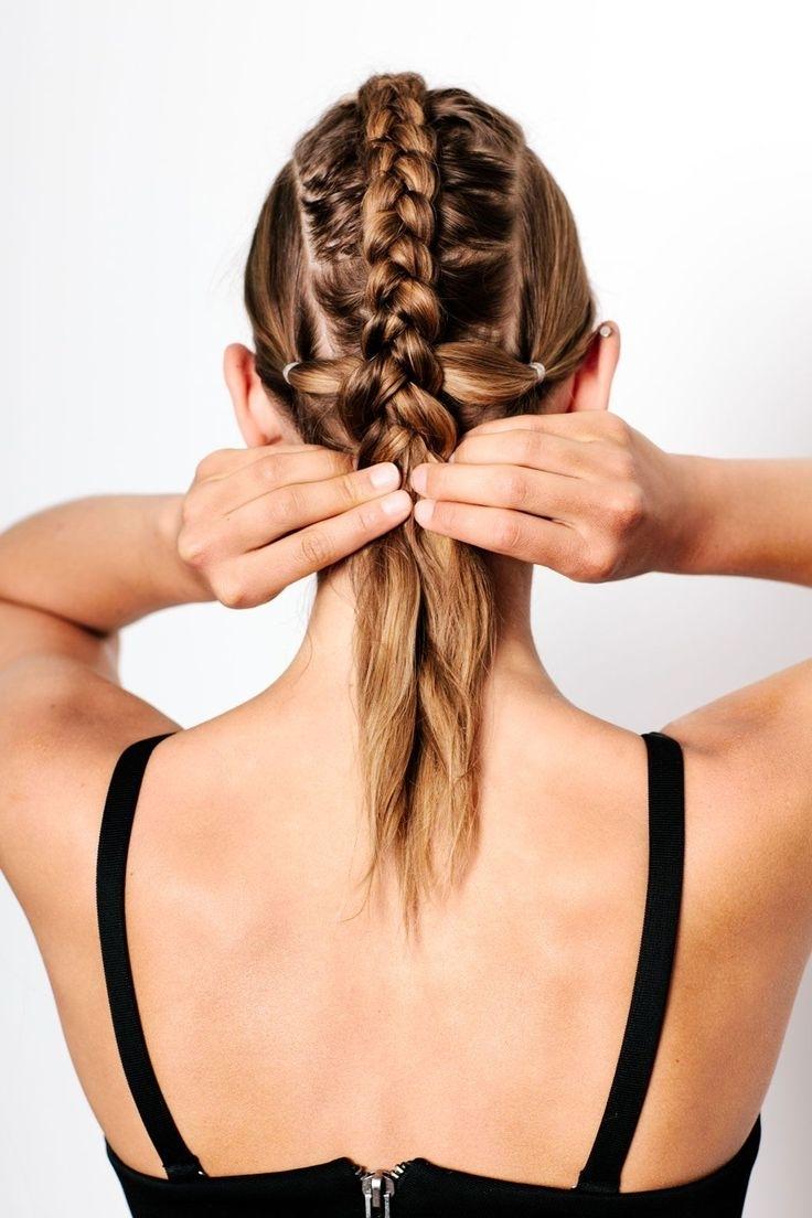 Braided Hairstyles For This Summer – Glam Radar Regarding Newest Loose 3D Dutch Braid Hairstyles (View 4 of 20)