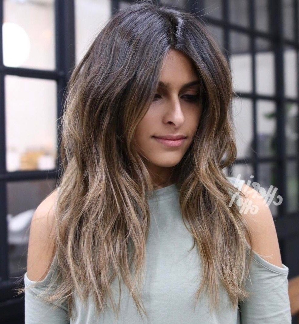 Bronde Balayage, Shag Intended For Most Up To Date Light Ash Locks Blonde Hairstyles (View 7 of 20)