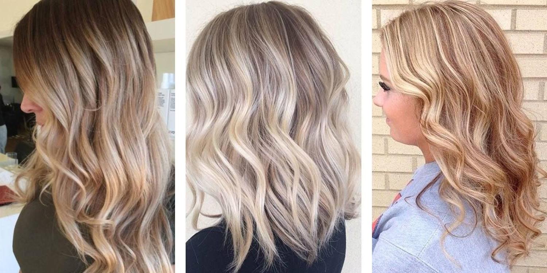 Bronze Creamy Blonde Hair Color Bronze Creamy Blonde Hair Color Is A With Most Recent Cream Colored Bob Blonde Hairstyles (View 3 of 20)