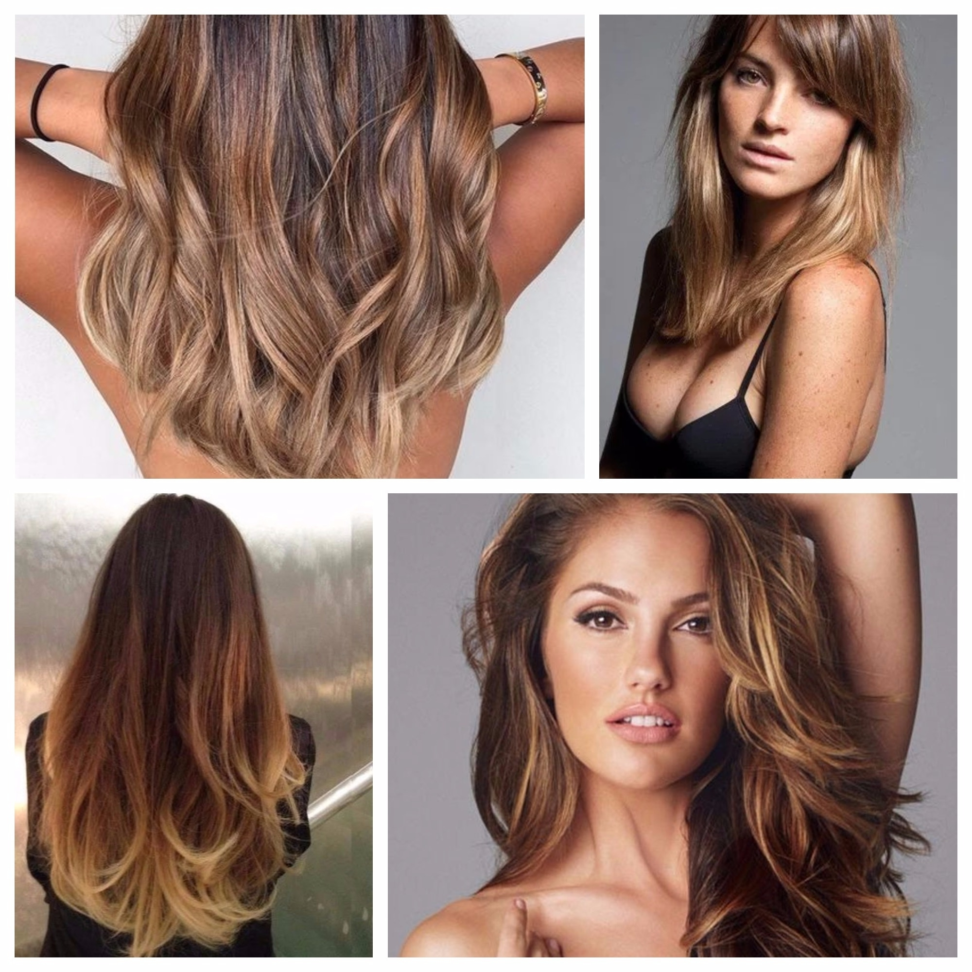 Brown Hair With Balayage Caramel Highlights – Hair World Magazine Pertaining To 2017 Feathered Pixie With Balayage Highlights (View 6 of 20)