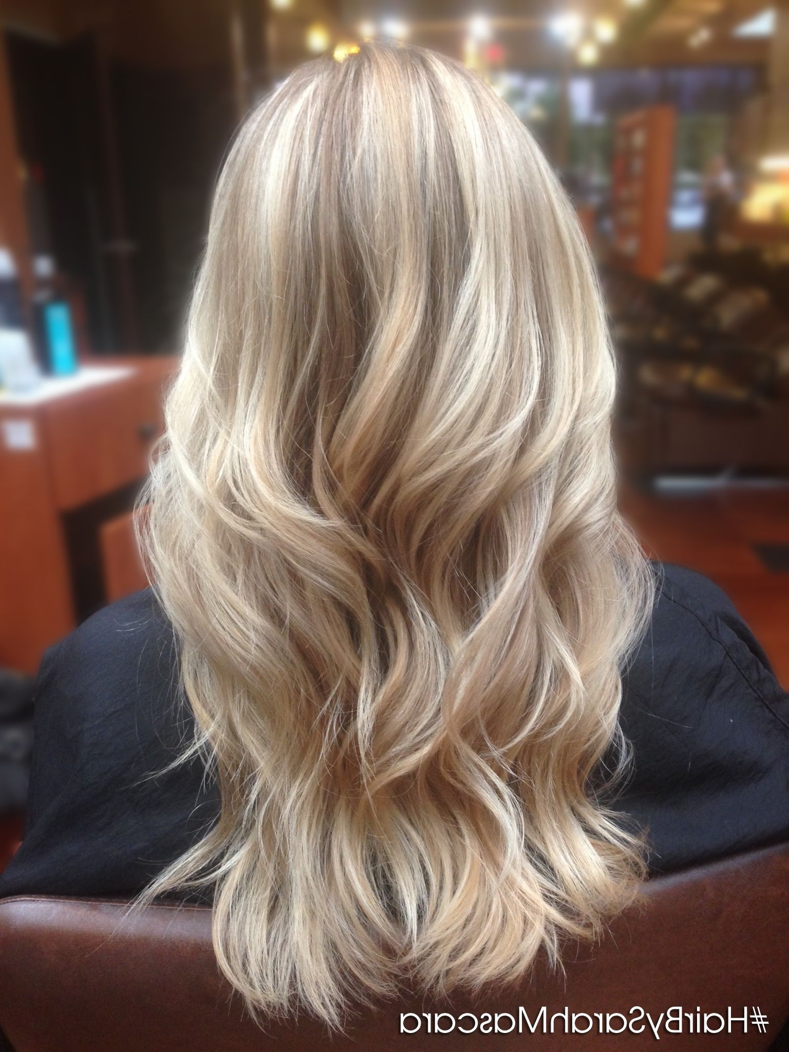 Featured Photo of Buttery Highlights Blonde Hairstyles