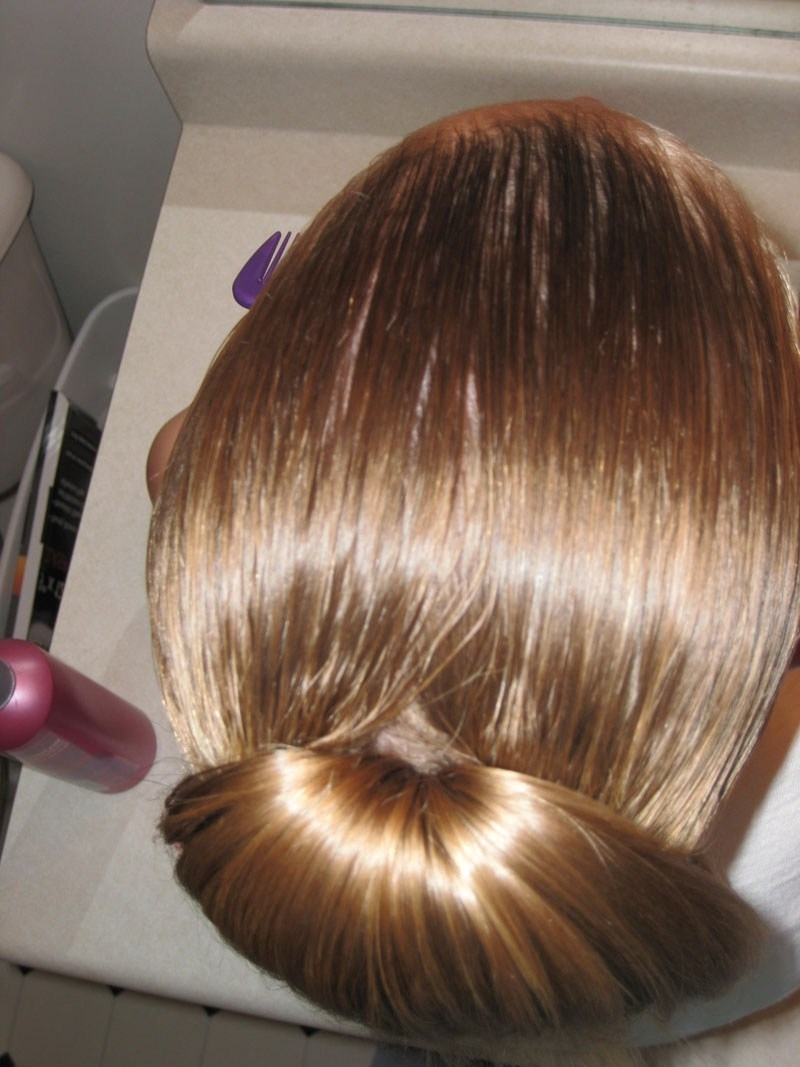 Cascading Waterfall Ponytail – Babes In Hairland Intended For Well Known Cascading Ponytail Hairstyles (View 8 of 20)