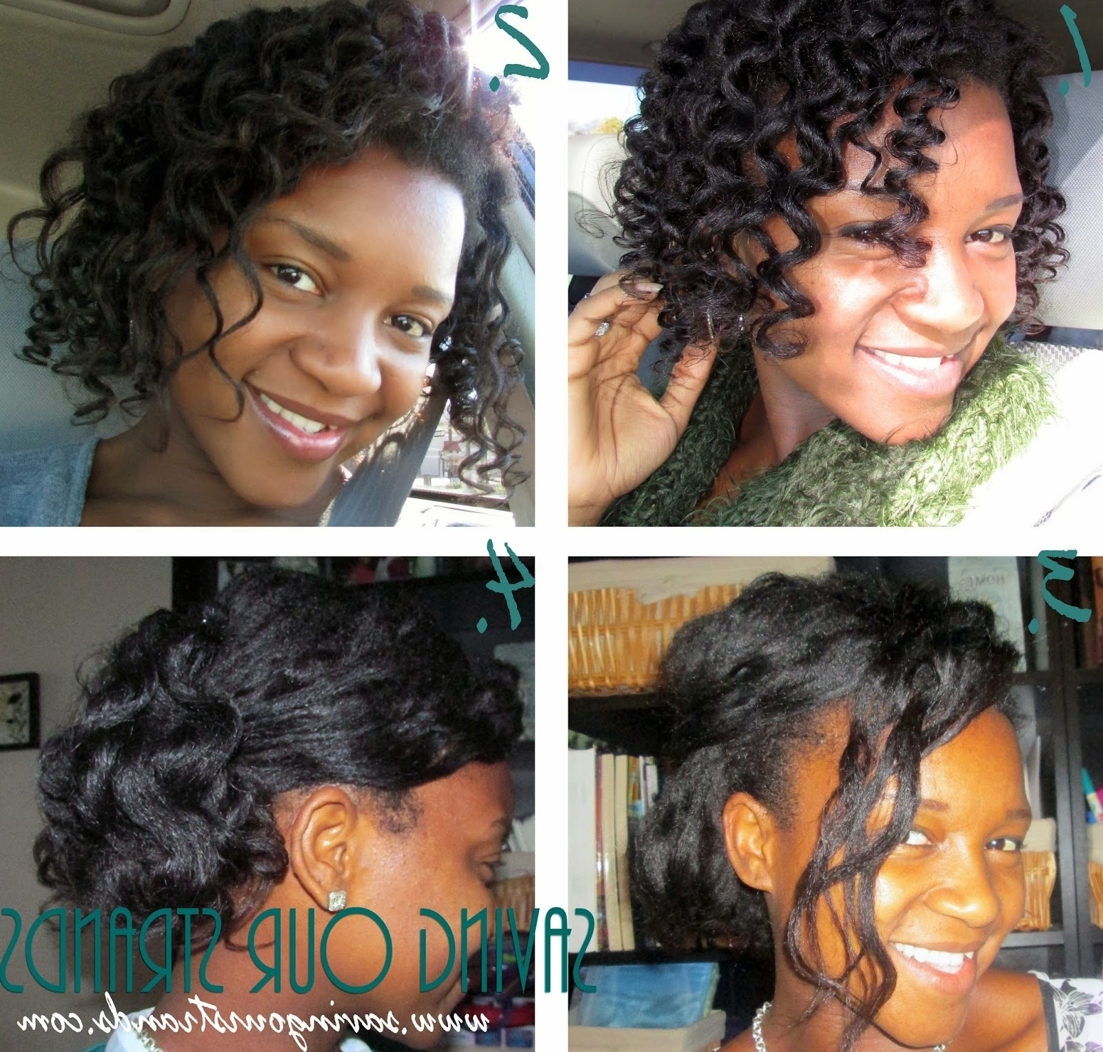 Celebrating Our Natural Kinks Curls & Coils: A (View 7 of 20)