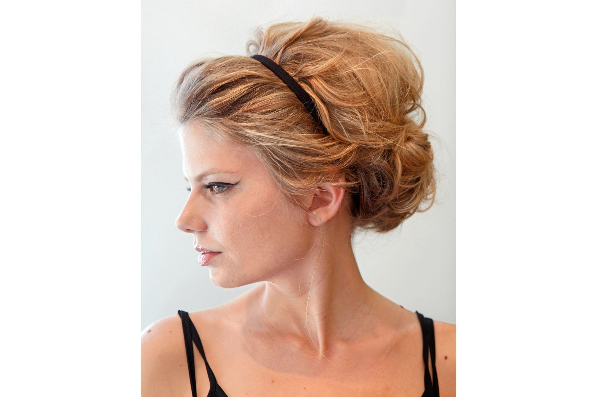 Channeling Brigitte Bardot's Up Do – The New York Times Pertaining To Well Liked Hot High Rebellious Ponytail Hairstyles (View 5 of 20)