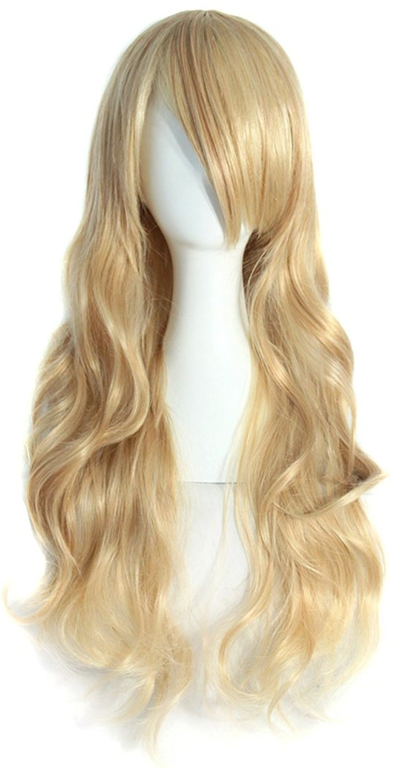 Cheap Costume Blonde, Find Costume Blonde Deals On Line At Alibaba In Most Current Bodacious Blonde Waves Blonde Hairstyles (View 15 of 20)
