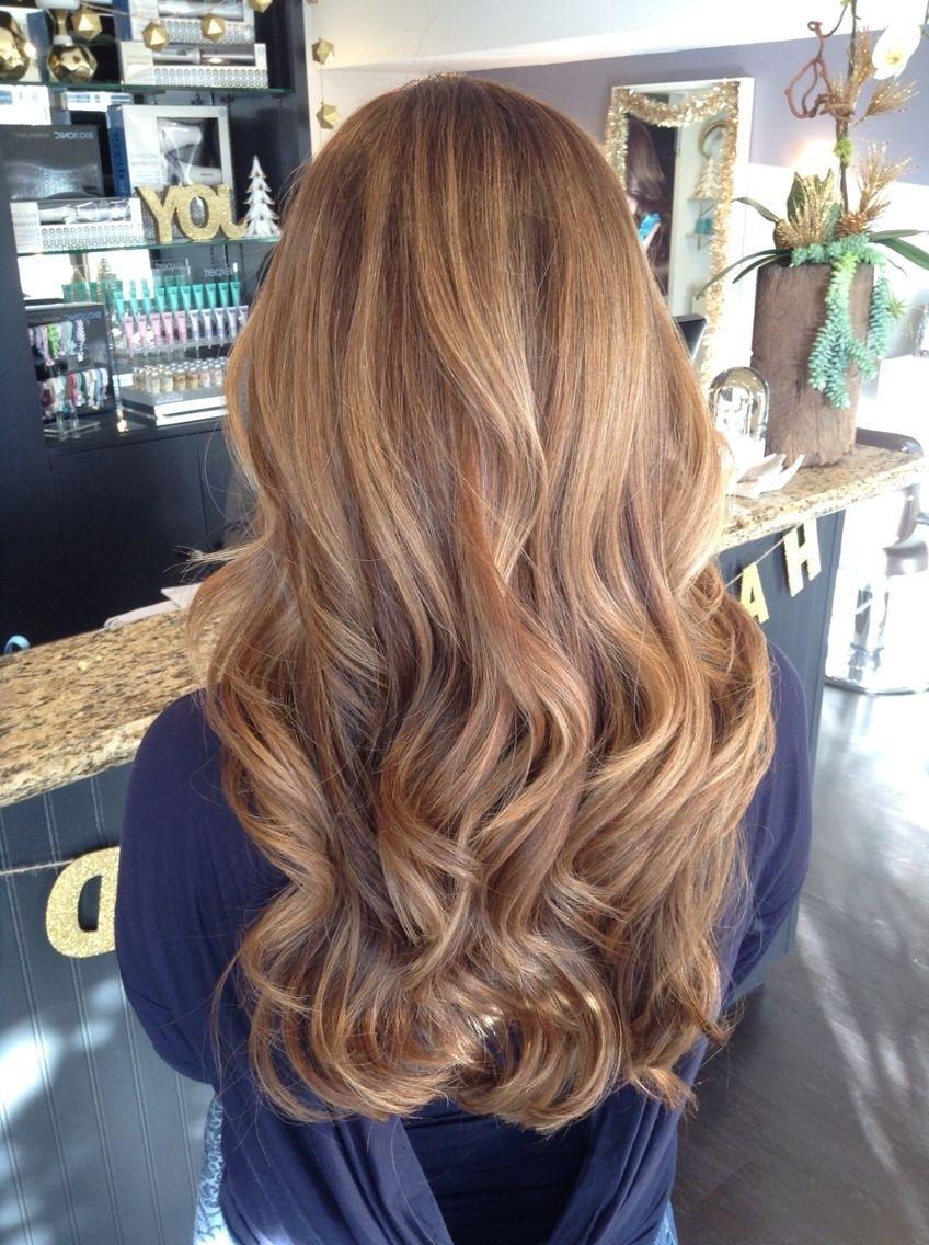 Cool Модное Колорирование Волос (50 Фото) — Виды И Методы Выполнения Inside Newest Soft Flaxen Blonde Curls Hairstyles (View 8 of 20)