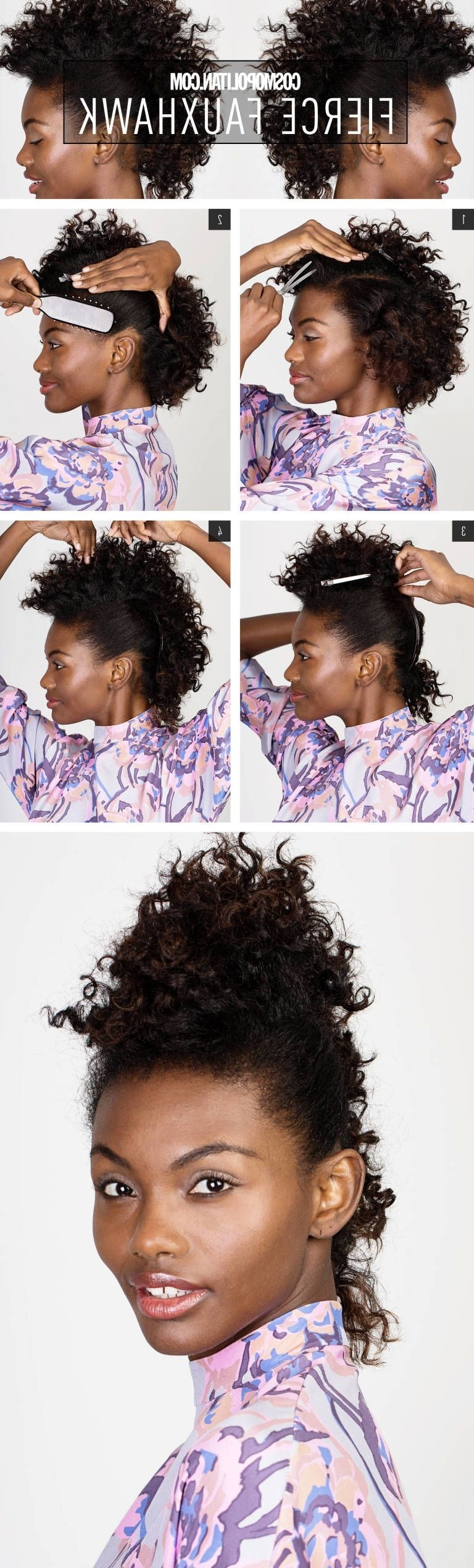 Cosmo Hair (View 11 of 20)