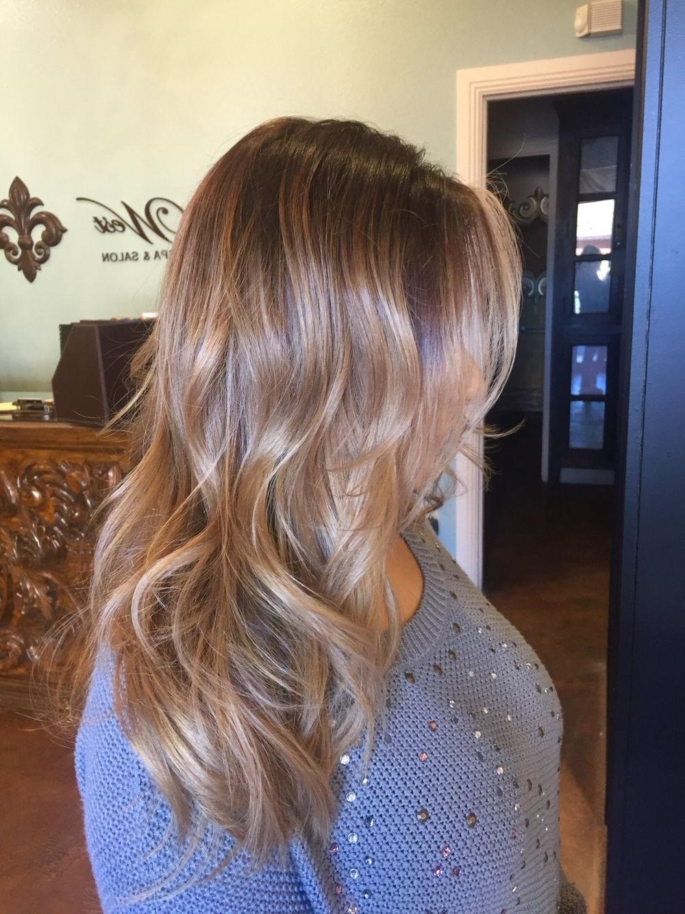 Cream Soda! #blonde #redkenhair #olaplex #beauty (View 3 of 20)