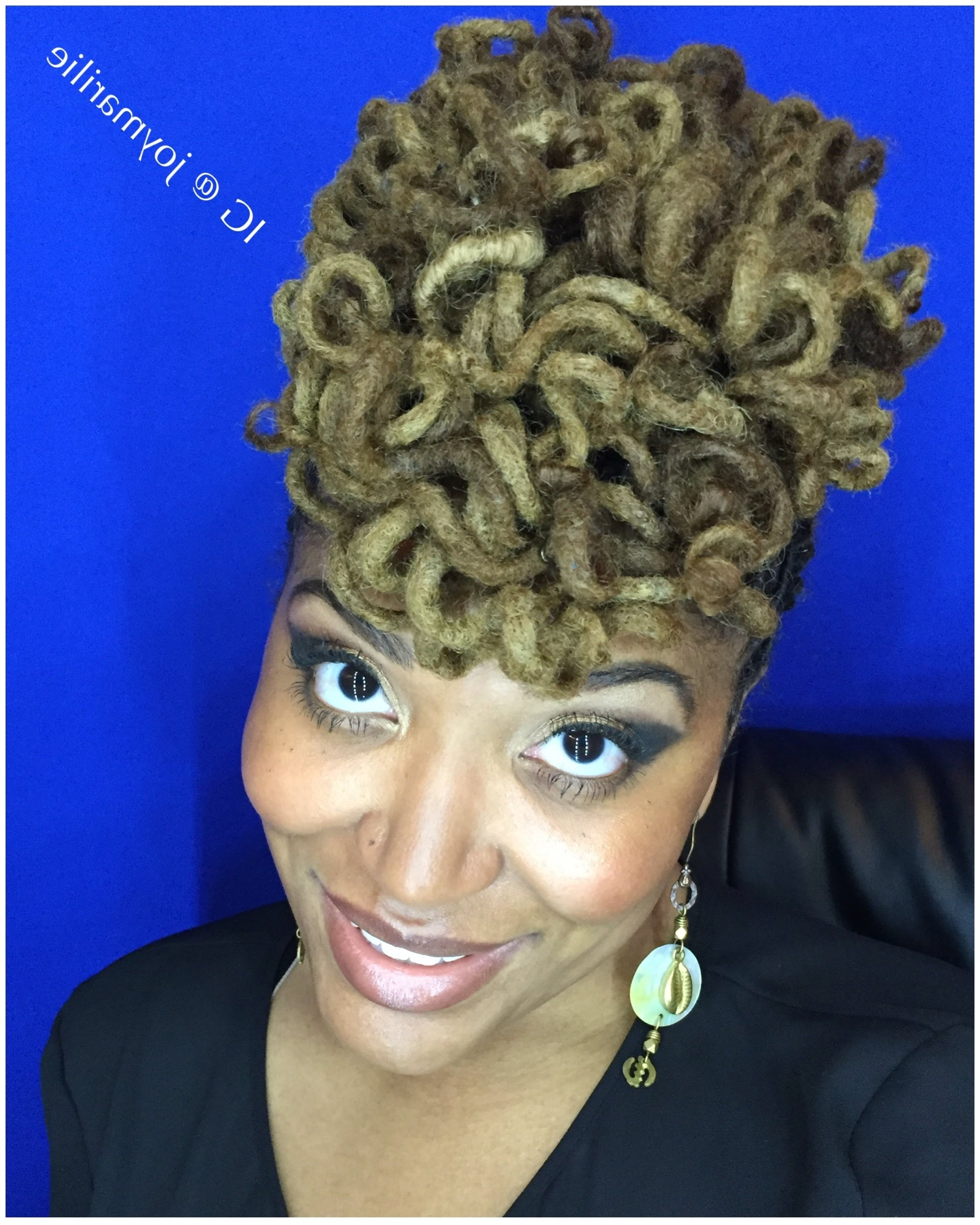 Curly Pompadour – Youtube Within Latest Curly Pony Hairstyles With A Braided Pompadour (View 14 of 20)