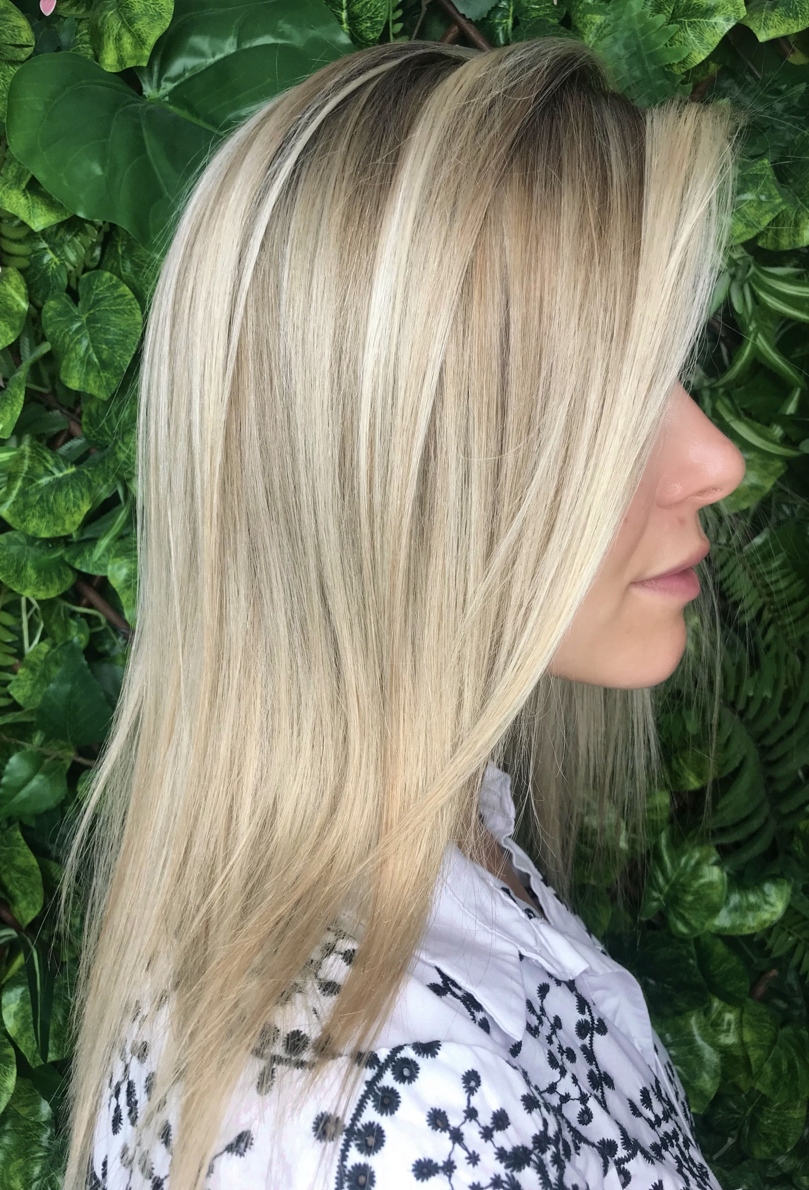 Current Classic Blonde Balayage Hairstyles Throughout Blonde Balayage Inspo , Transformed From Classic Highlights To A (View 9 of 20)