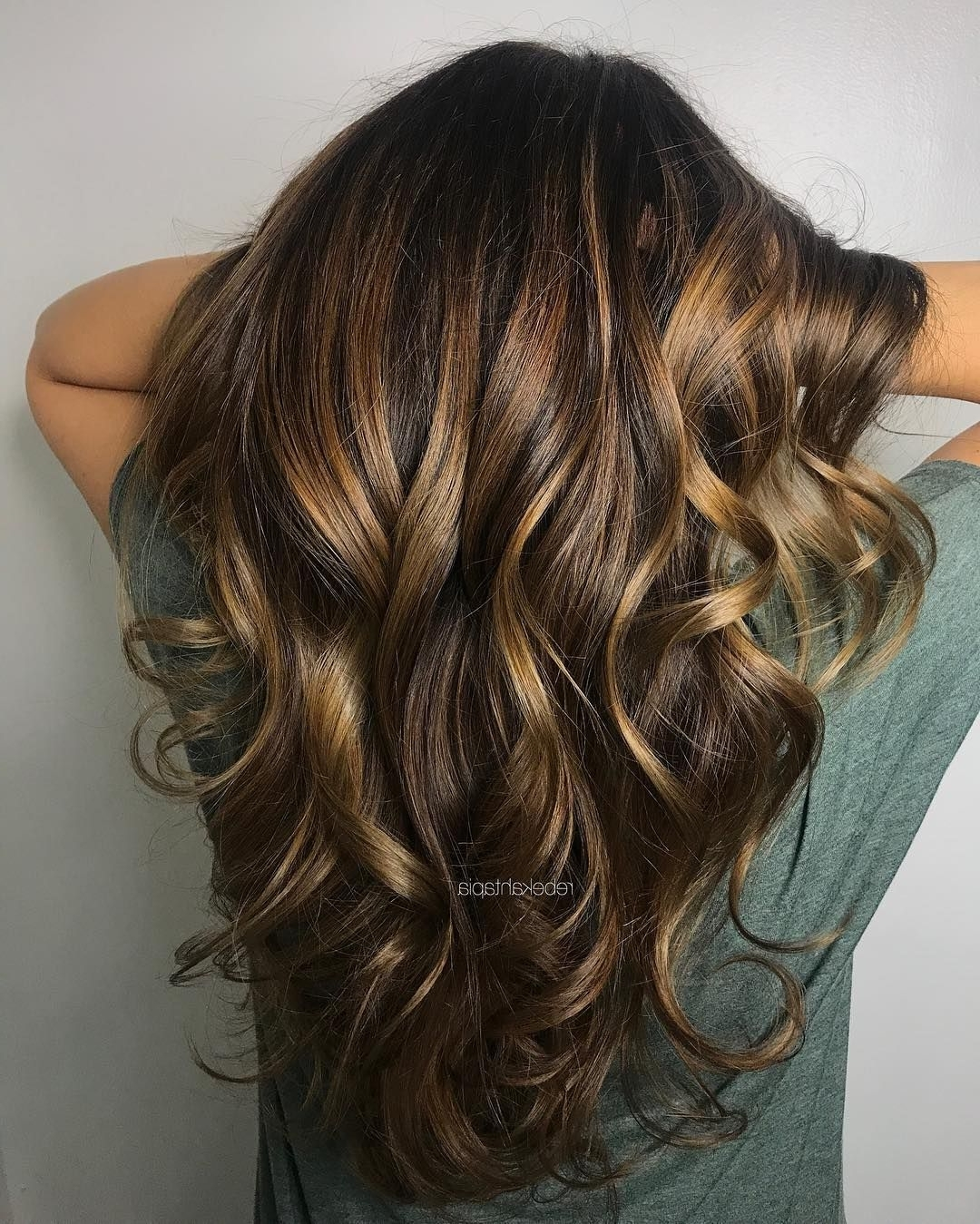 Current Maple Bronde Hairstyles With Highlights Regarding Maple Cinnamon Balayage ?? It's So Challenging Coming Up With (View 9 of 20)