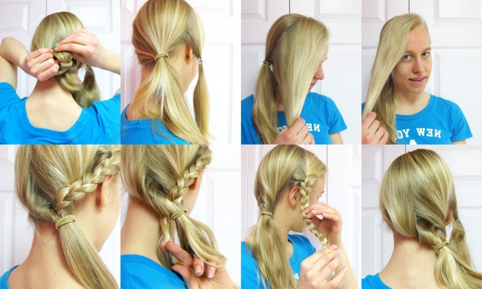 Current Side Ponytail Hairstyles With Braid Throughout The Biggest Contribution Of Side Ponytail Hairstyles To Humanity (View 5 of 20)
