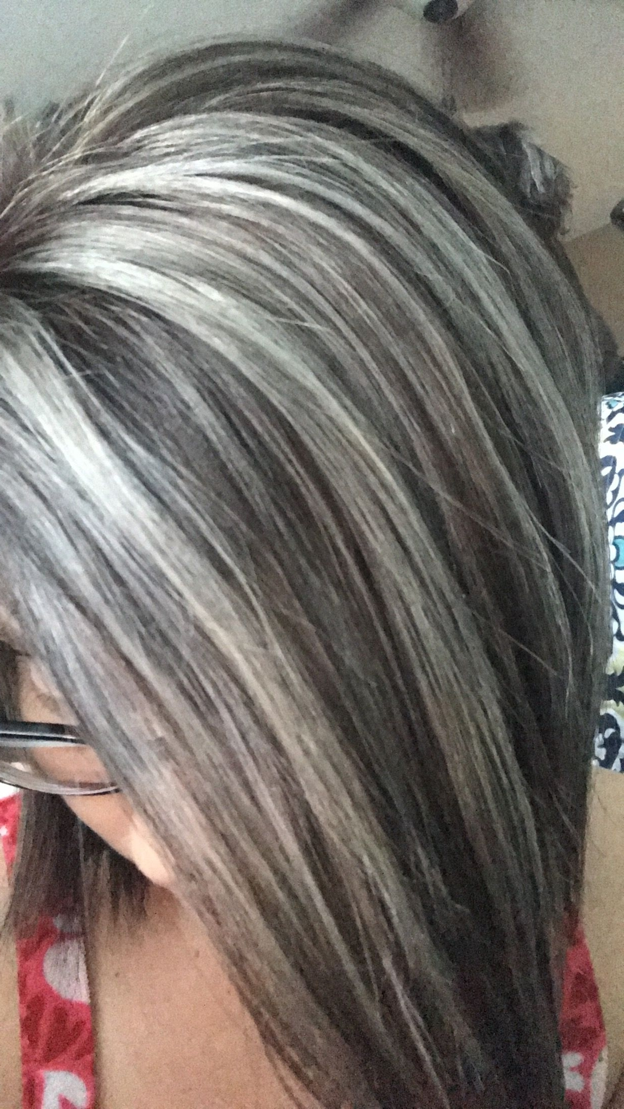 Current Silver And Brown Pixie Hairstyles Within Silver Gray And Ash Brown Hair Color Silver Hair Gray Hair Jolie (View 11 of 20)