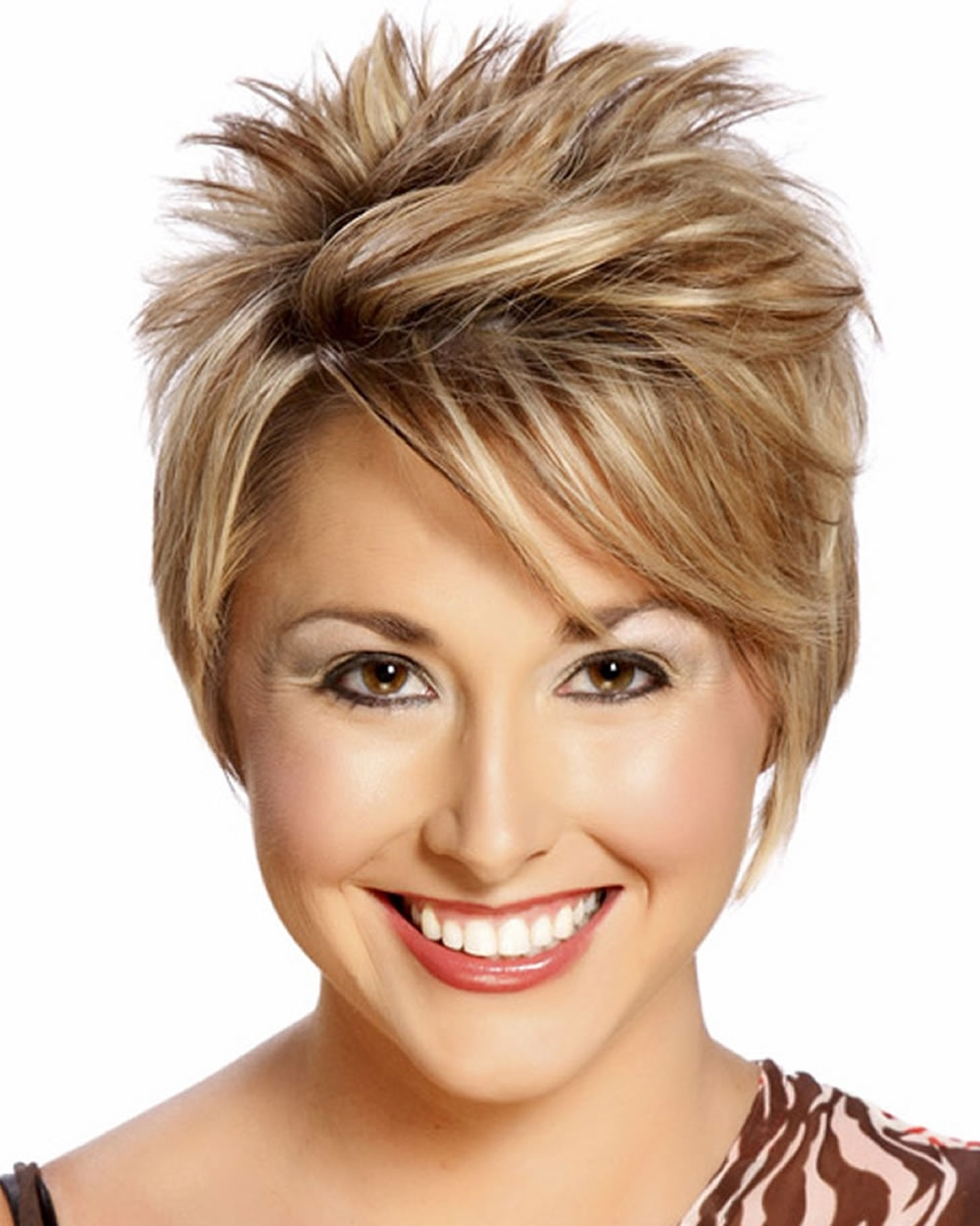 Current Spiked Blonde Mohawk Hairstyles Throughout Short Spiky Haircuts & Hairstyles For Women 2018 – Hairstyles (View 16 of 20)