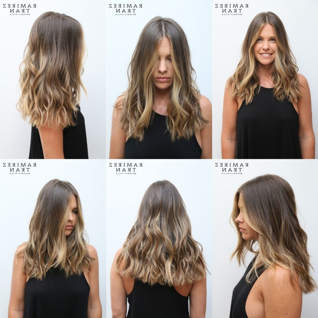 "Current Sun Kissed Blonde Hairstyles With Sweeping Layers Within Sunkissed Highlights"" – I Think This Best Describes It (View 6 of 20)"