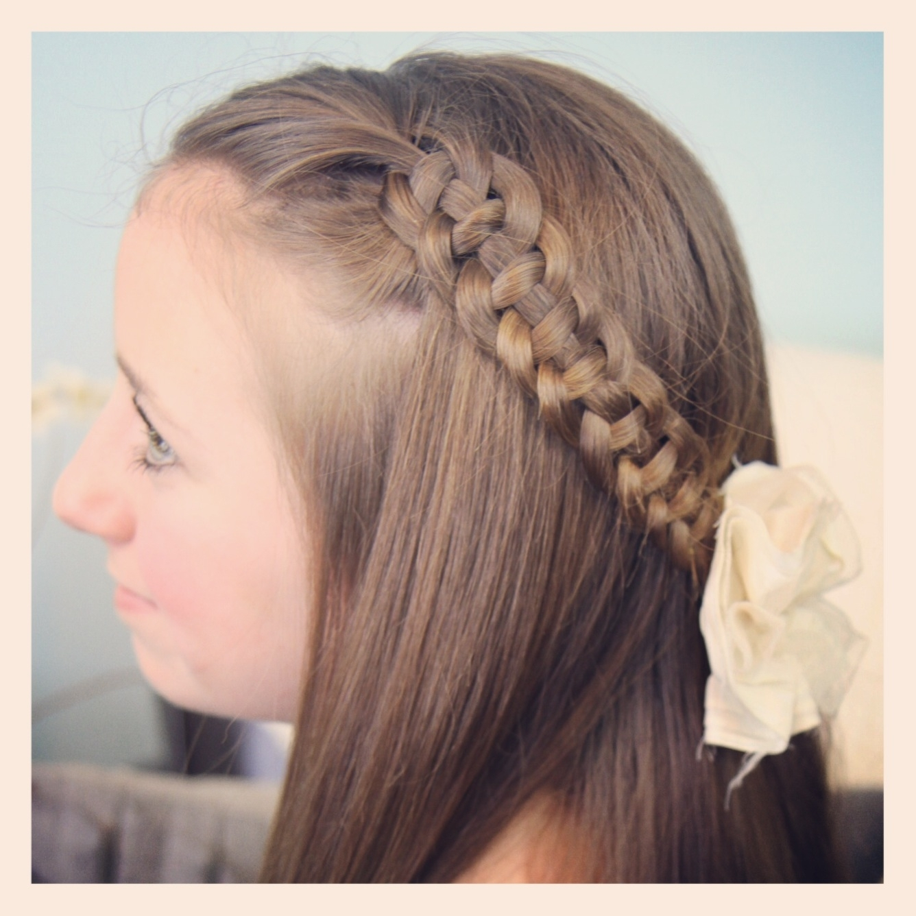 Cute Girls Hairstyles (View 5 of 20)