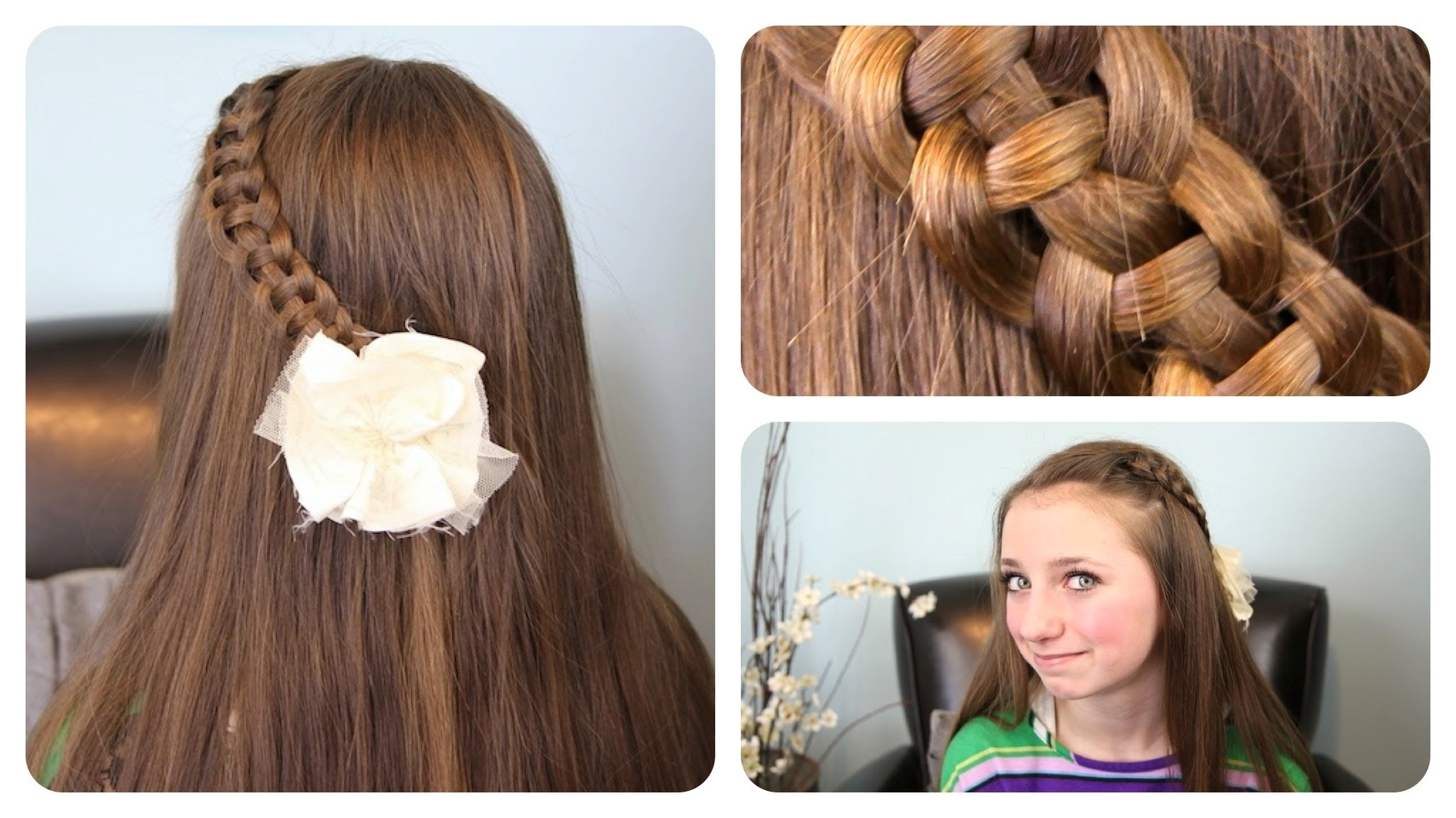 Featured Photo of Polished Upbraid Hairstyles