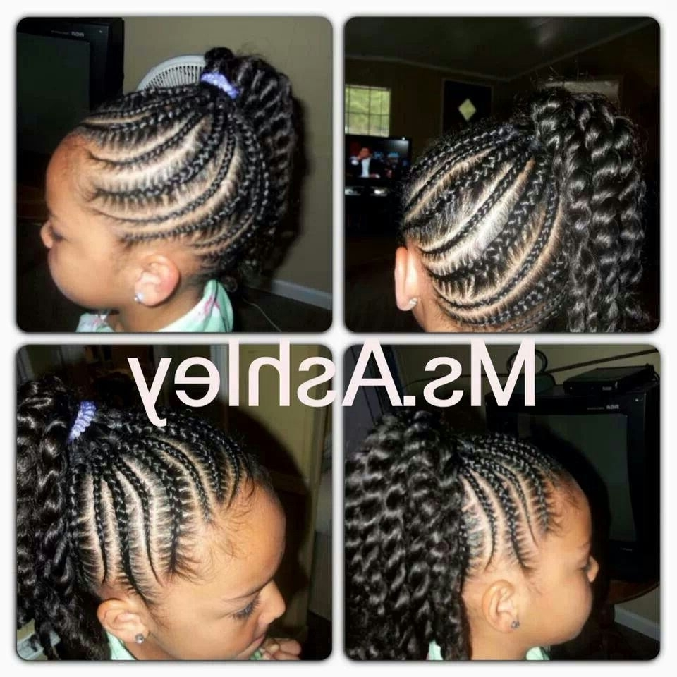 Cute Hairstyles For Little Girls (View 7 of 20)