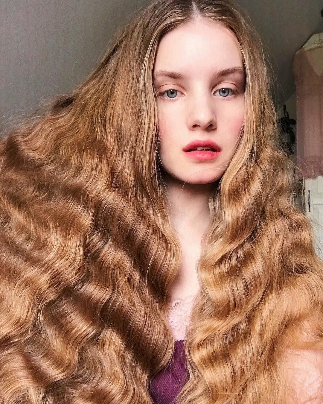 Боттичеллька🎨 • #longhair #longhairdontcare #thickhair Pertaining To Well Known Botticelli Ponytail Hairstyles (View 20 of 20)