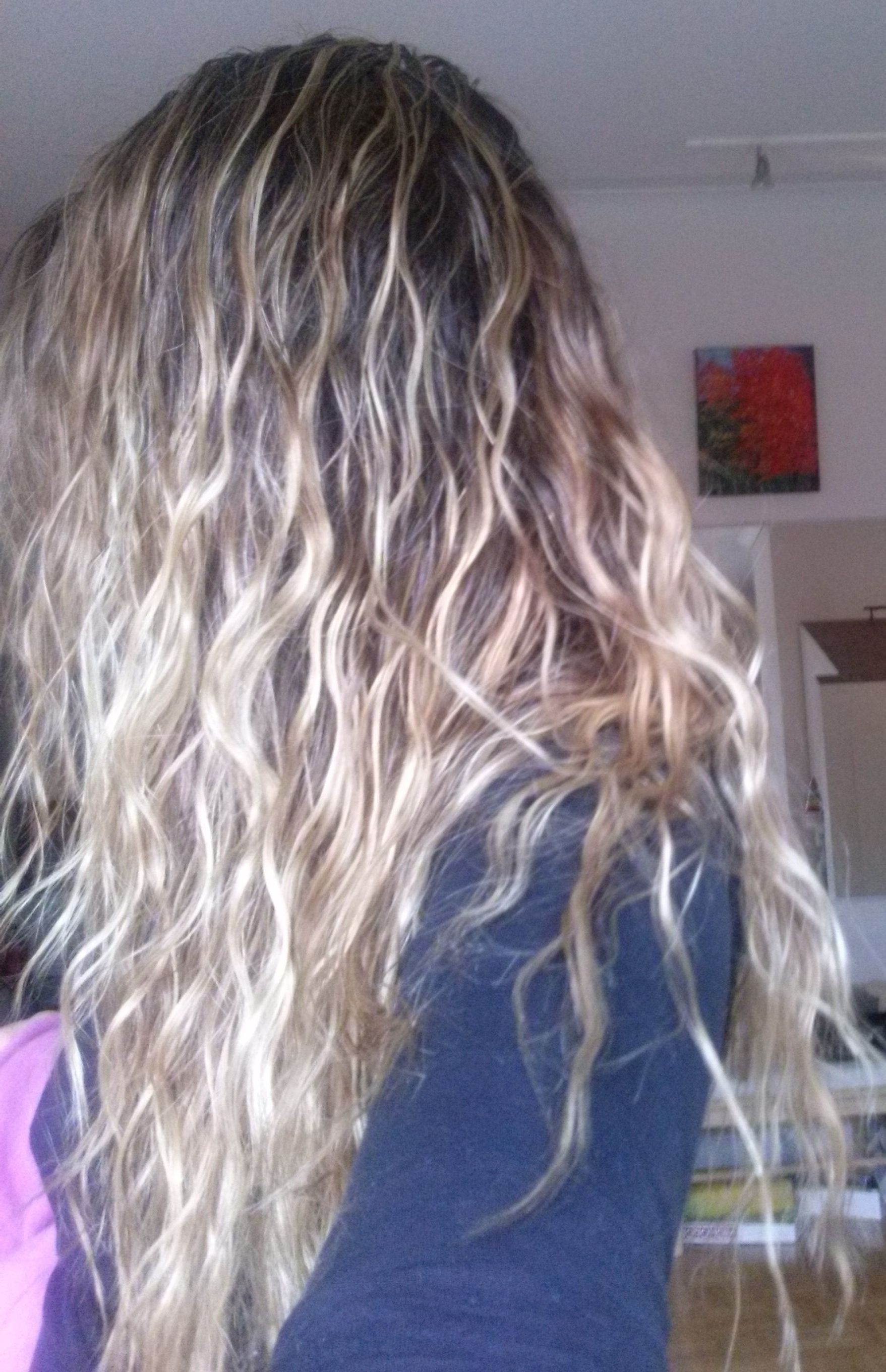 Dark Ash Blonde Ombre Hair I Have (Naturally Regarding Popular Dark Dishwater Blonde Hairstyles (View 9 of 20)