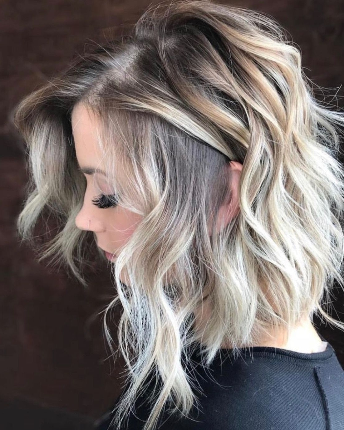 Dimensional Cool Toned Blonde Balayage With Beautiful Soft, Messy Intended For Latest Blonde Ponytail Hairstyles With Beach Waves (View 9 of 20)