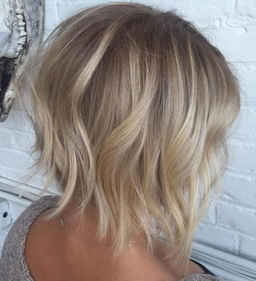 Dishwater Blonde Intended For Latest Dishwater Waves Blonde Hairstyles (View 10 of 20)