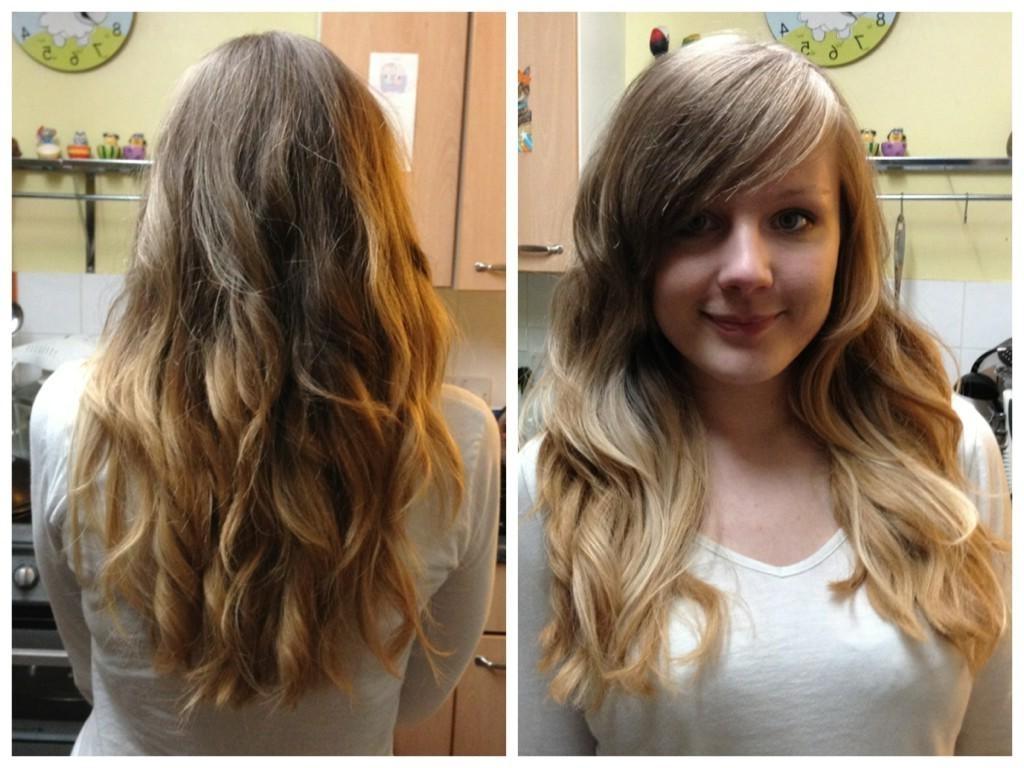 Diy Blonde Ombre Dip Dye Hair (Gallery 13 of 20)