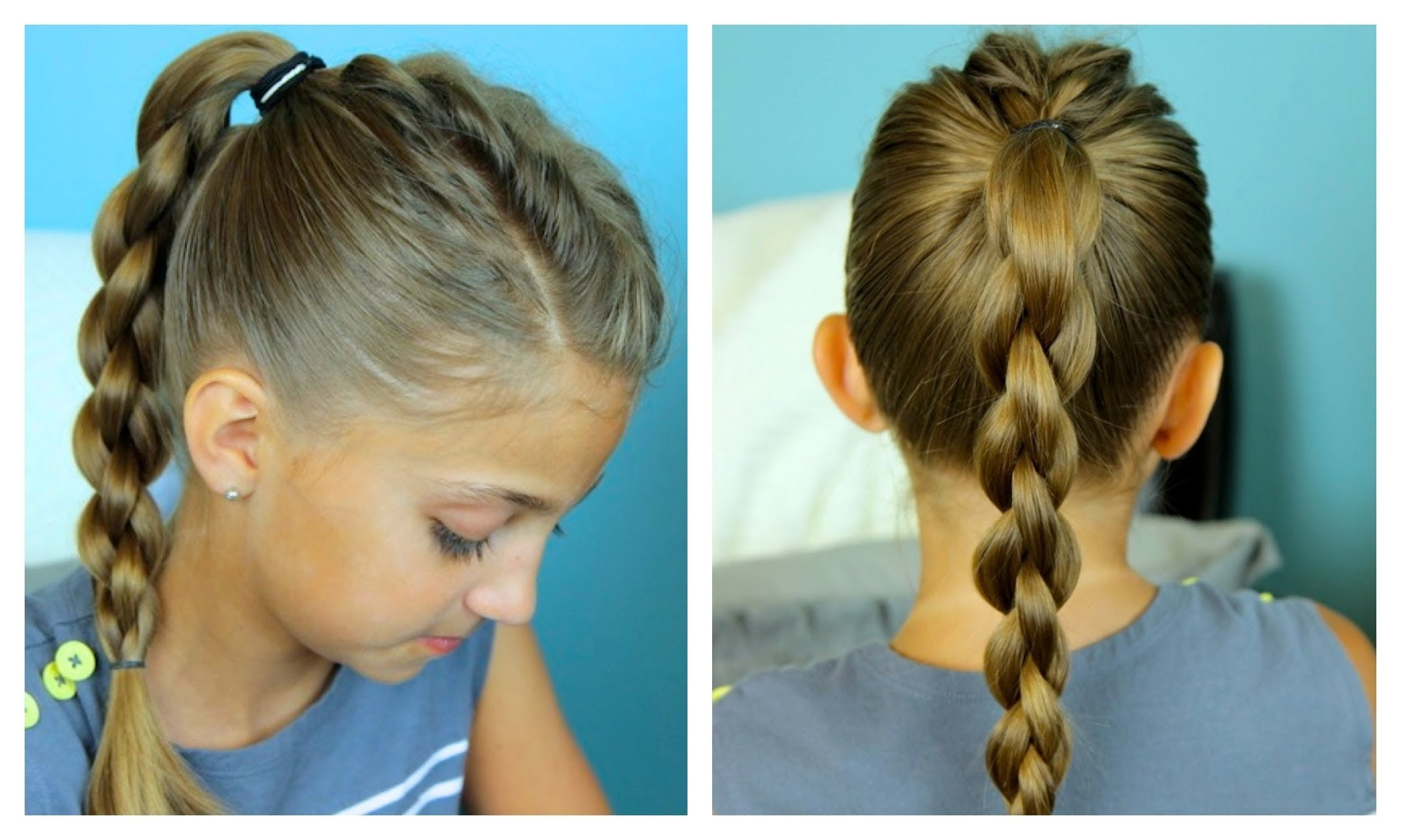 Easy Hairstyles – Youtube (Gallery 1 of 20)