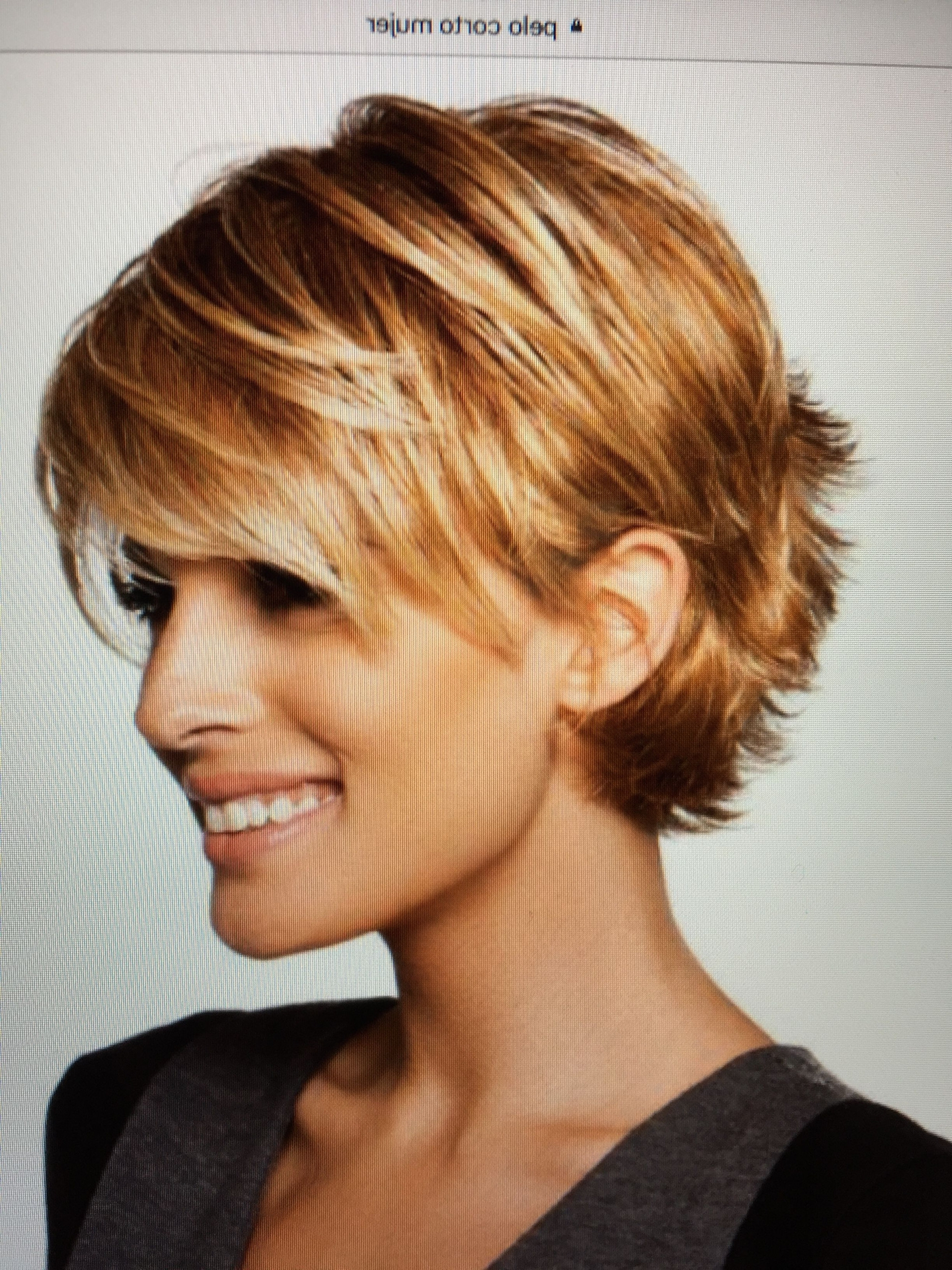 20 Collection of Rose Gold Pixie Hairstyles