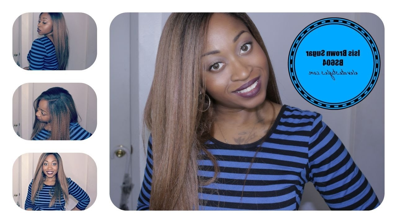 Elevatestyles For Favorite Brown Sugar Blonde Hairstyles (View 17 of 20)