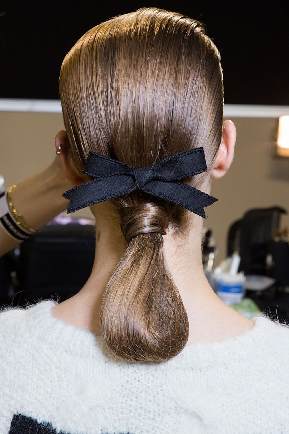 Fall 2017 Hair Trends – Best Hairstyles For Autumn 2017 In Latest Hot High Rebellious Ponytail Hairstyles (View 18 of 20)