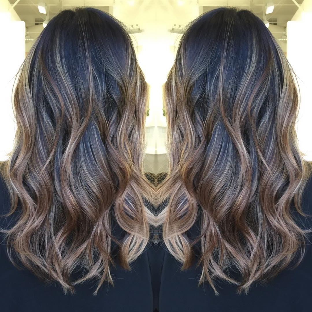Famous Golden Blonde Balayage Hairstyles For 45 Balayage Hairstyles 2018 – Balayage Hair Color Ideas With Blonde (View 3 of 20)
