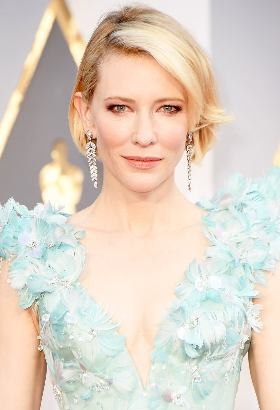 Famous Red Carpet Worthy Hairstyles Regarding Who Made The Cut…2016 Academy Award Blog Worthy Hairstyles (View 5 of 20)